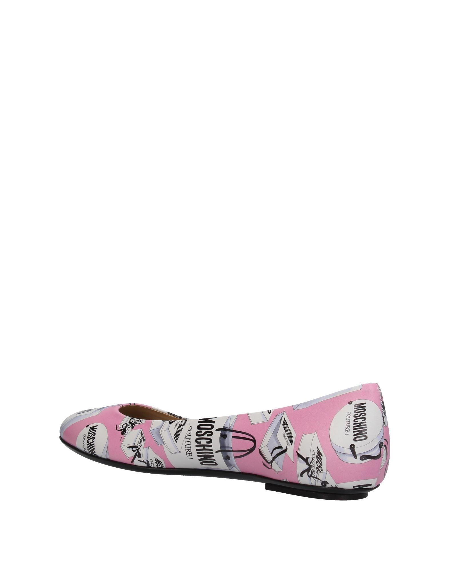 Rabatt Schuhe Moschino  Ballerinas Damen  Moschino 11381465JU fd08e2