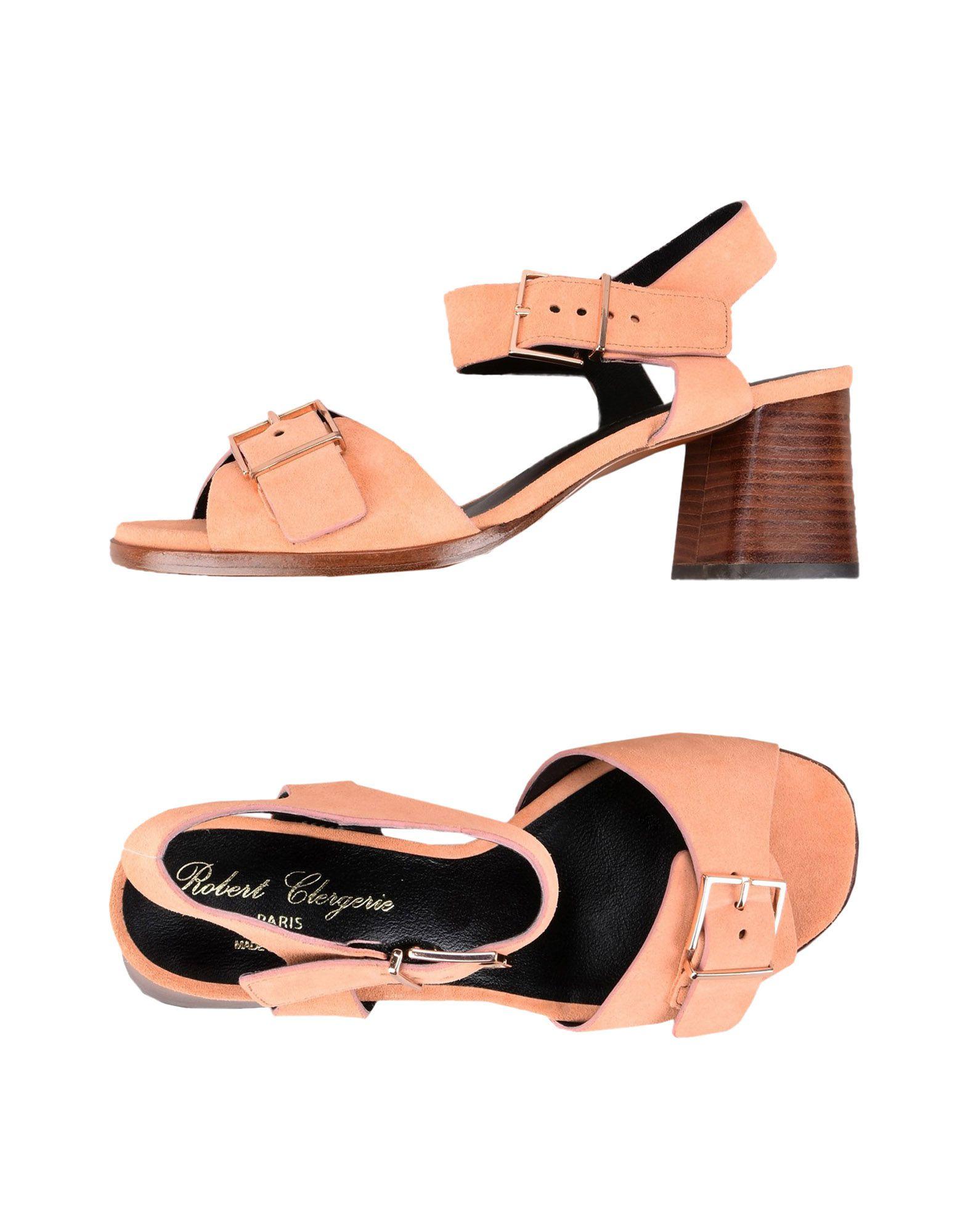 Stilvolle billige Schuhe Robert Clergerie Sandalen Damen  11381506MJ