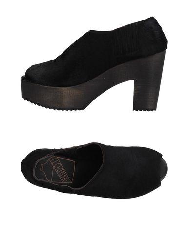 Zapatos especiales para hombres y mujeres Zuecos Antidoti Mujer - Zuecos Antidoti - 11381514IG Negro