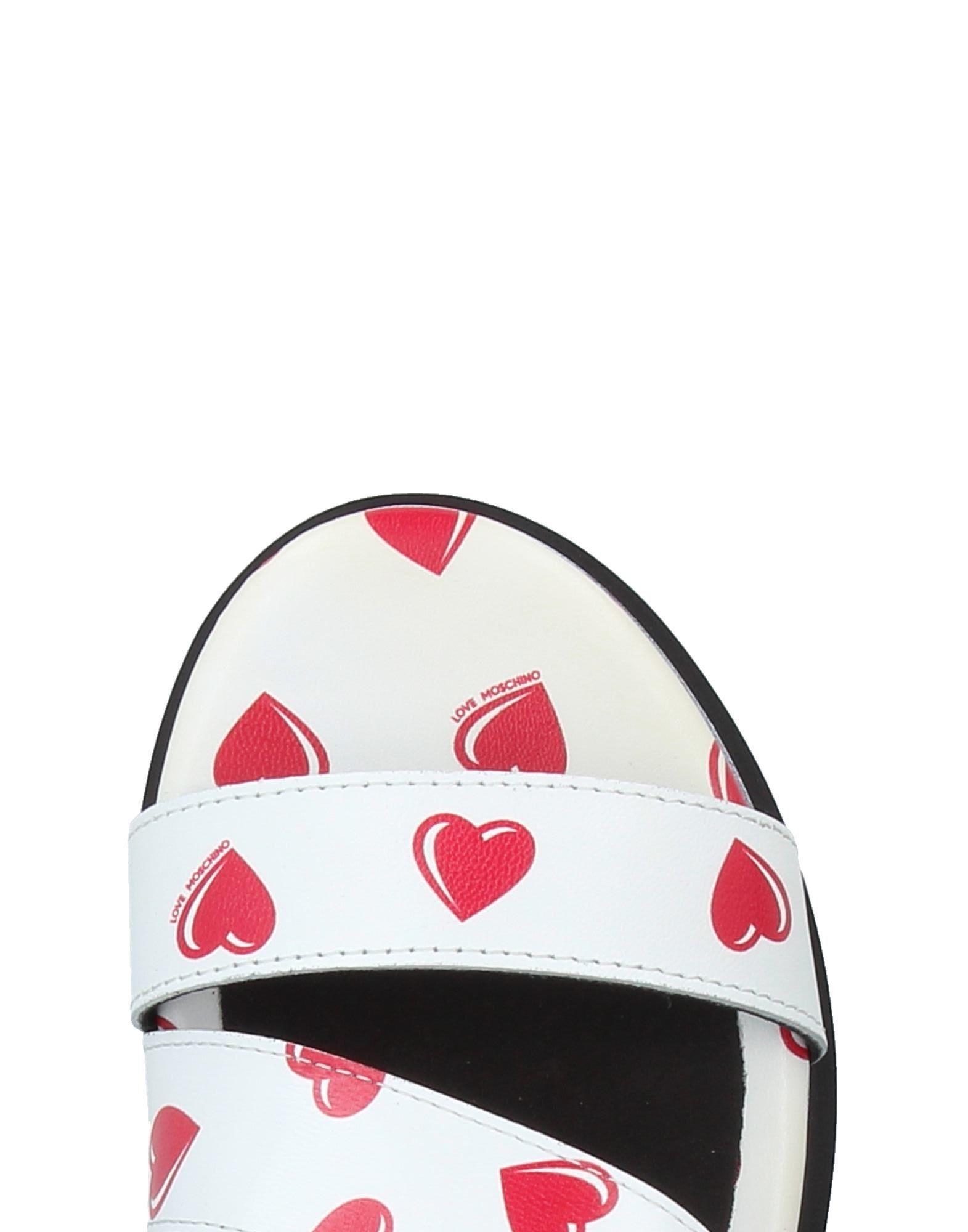 Love Moschino Sandalen Damen  Schuhe 11381532GA Neue Schuhe  6d8489