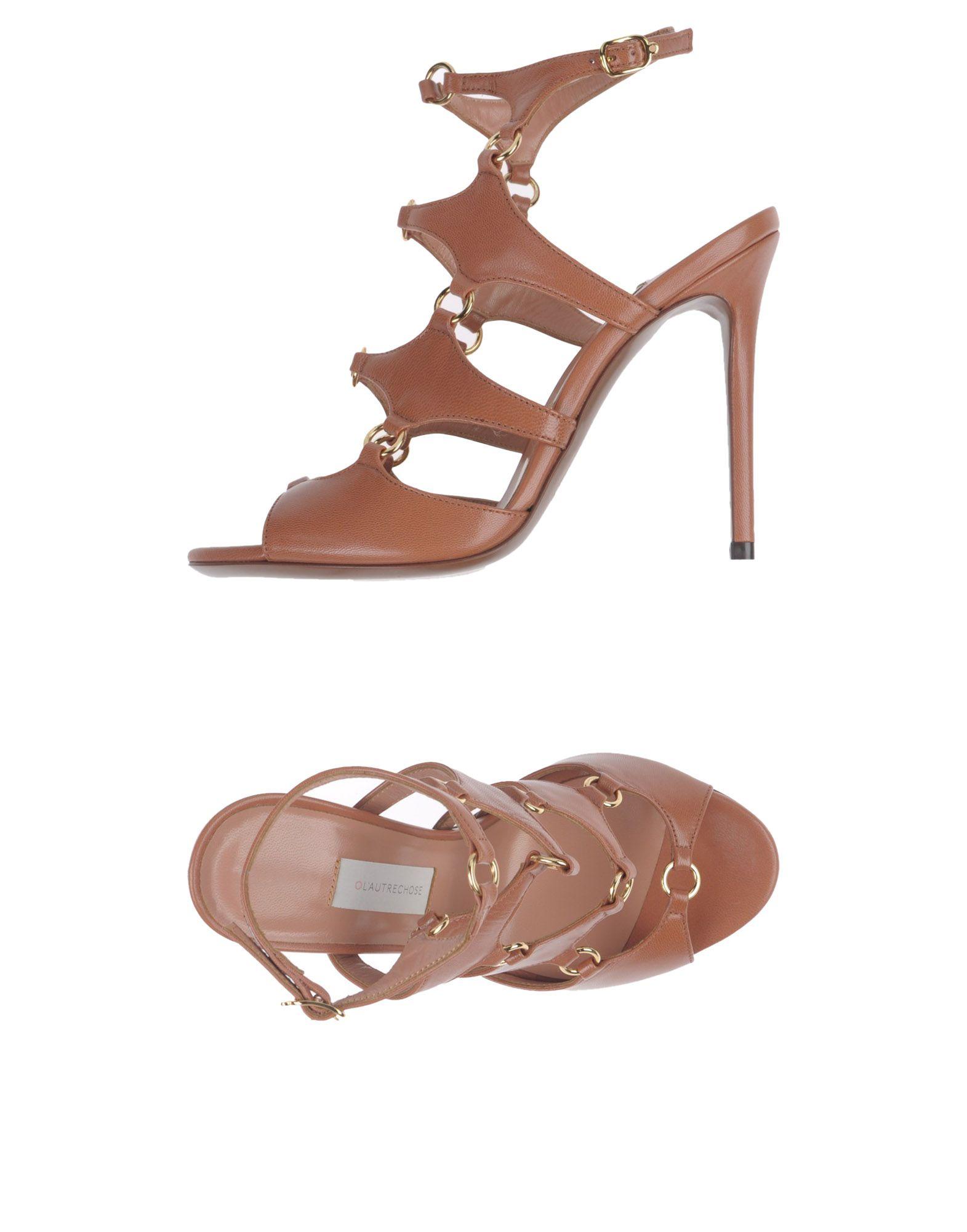Gut Autre um billige Schuhe zu tragenL' Autre Gut Chose Sandalen Damen  11381533NI 797b77