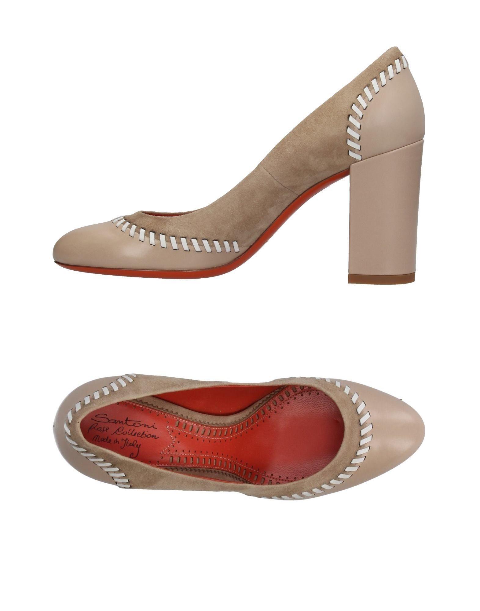 Santoni Pumps Damen  11381550KHGünstige gut aussehende Schuhe
