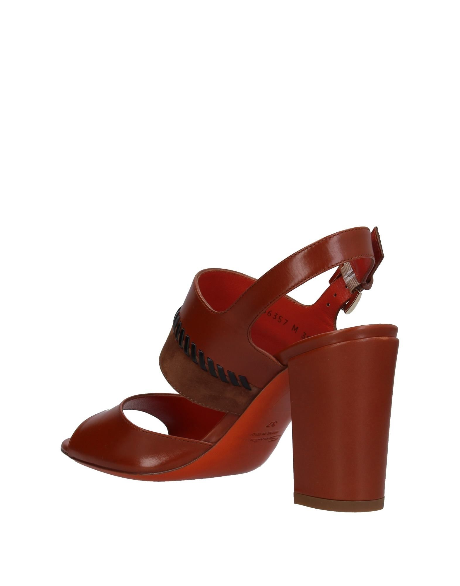 Santoni Sandalen Damen aussehende  11381563KMGut aussehende Damen strapazierfähige Schuhe 158935