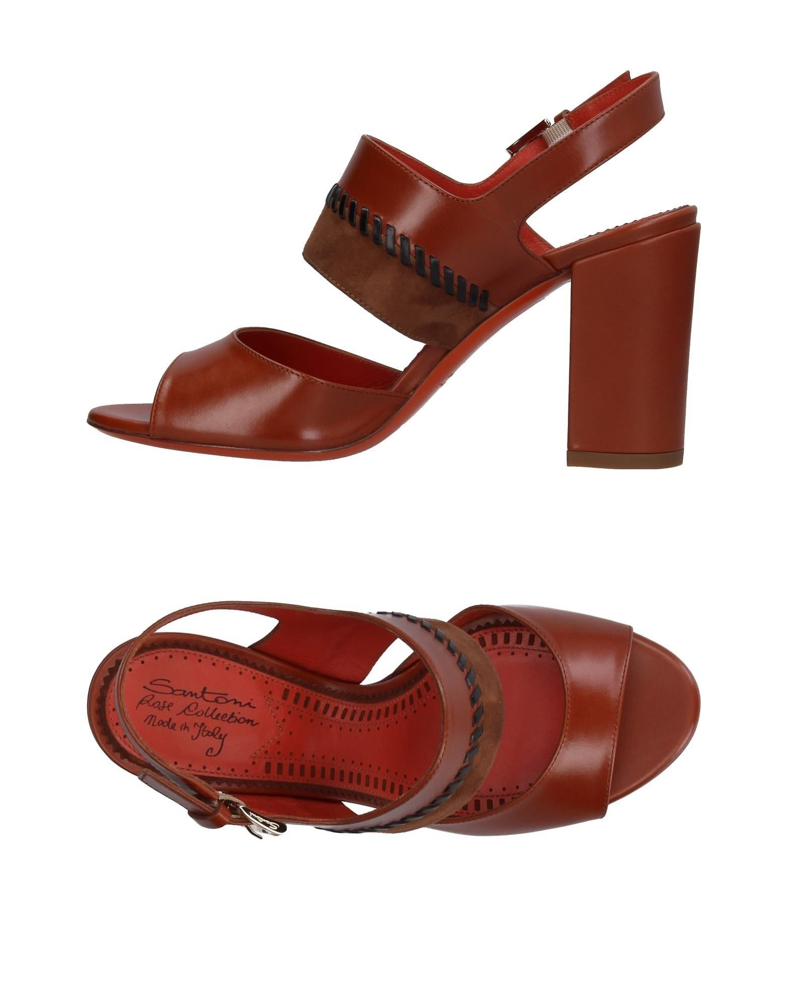 Santoni Sandalen Damen  11381563KMGut aussehende strapazierfähige Schuhe