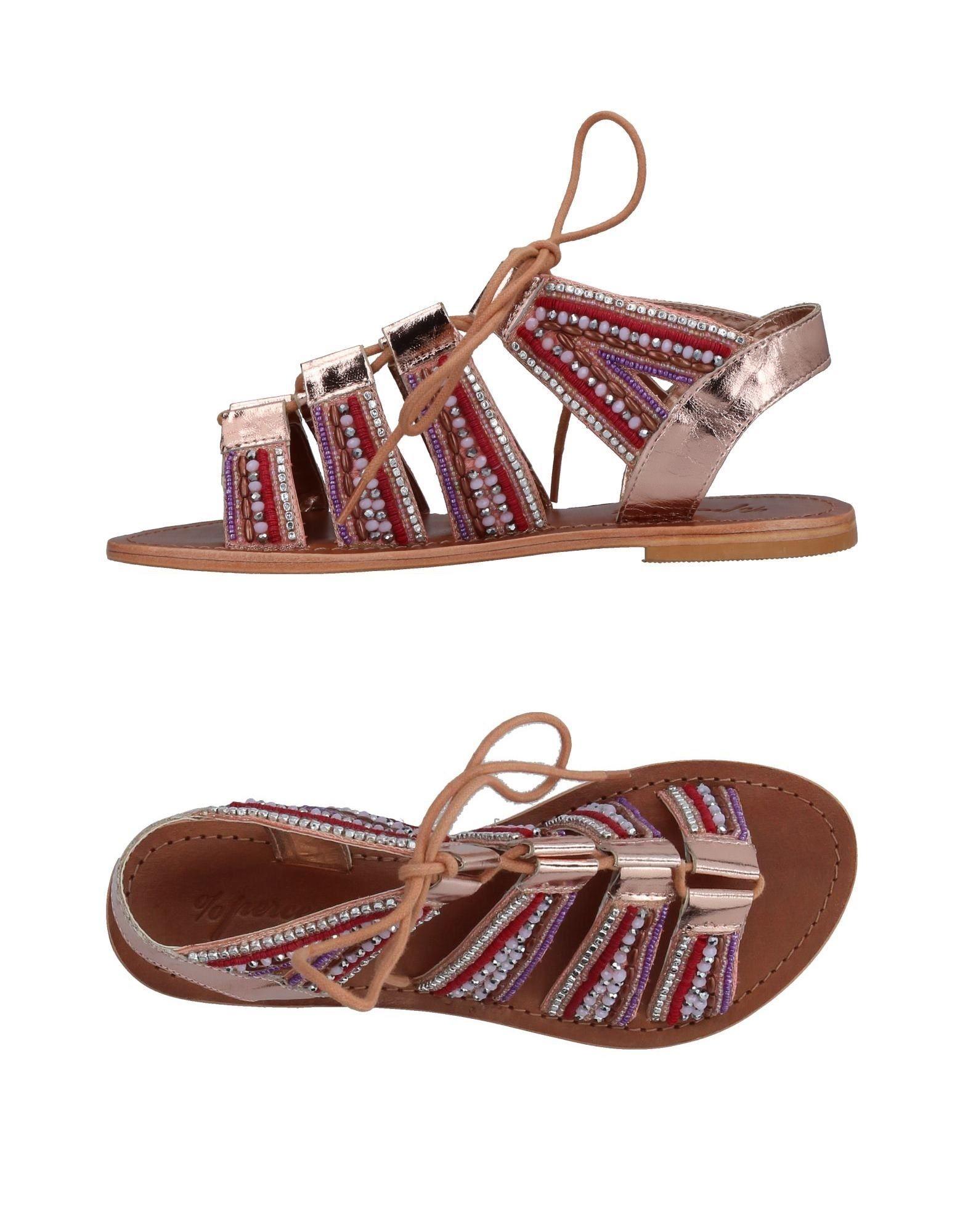 %Percent Sandalen Damen  11381664CS Gute Qualität beliebte Schuhe