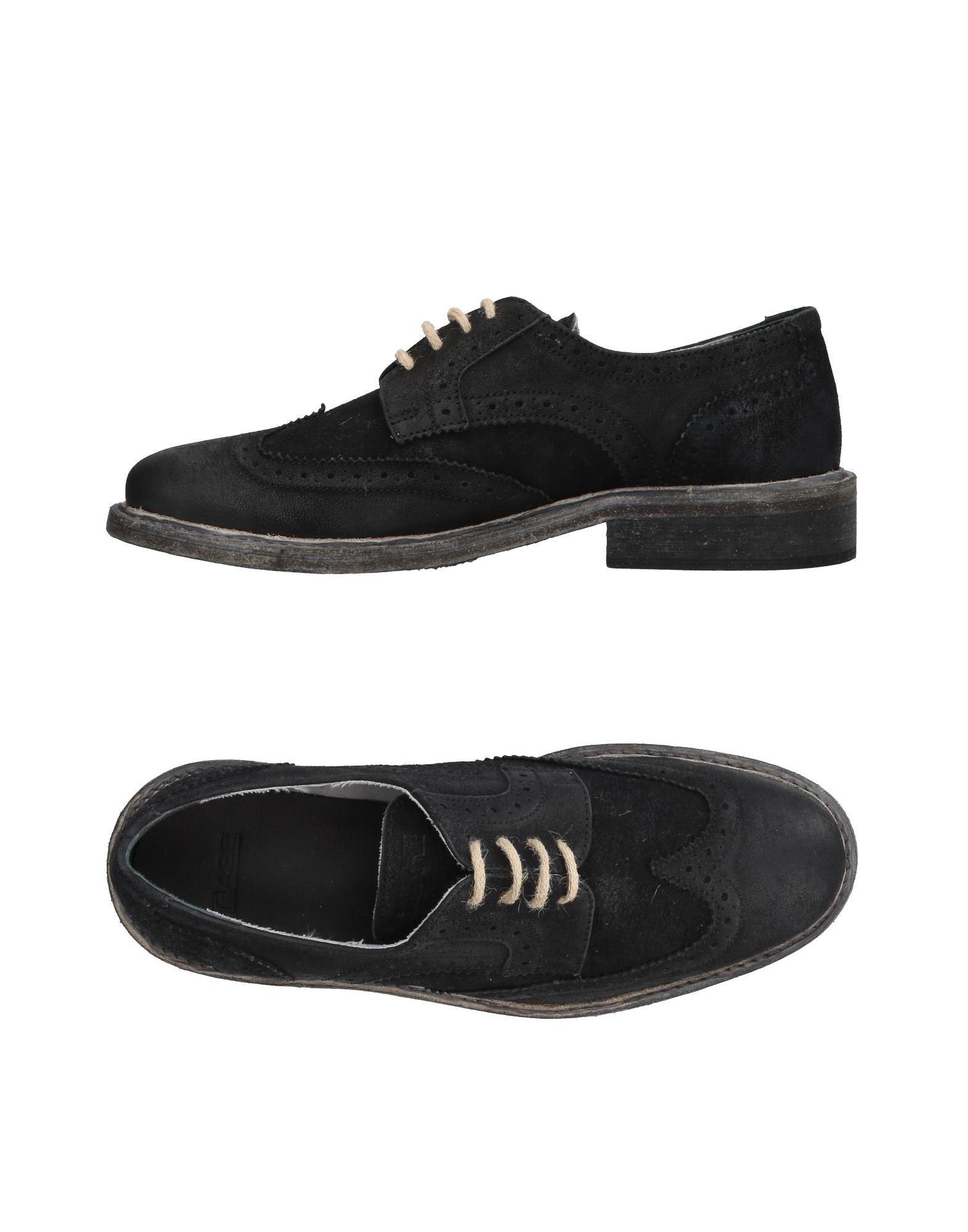 Rabatt echte Schuhe Base Schnürschuhe Herren  11381703VB