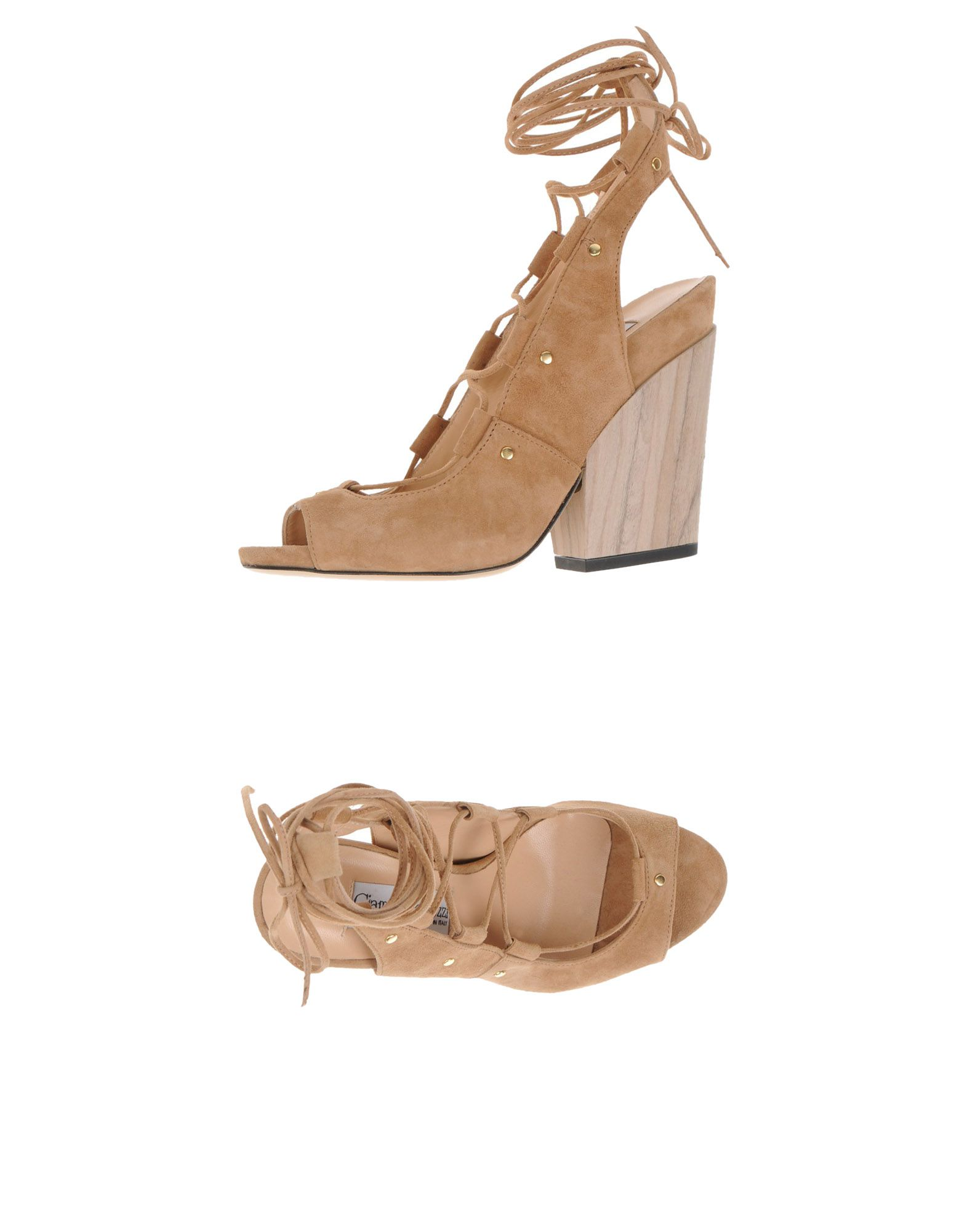 Gut um billige Schuhe zu  tragenGiampaolo Viozzi Sandalen Damen  zu 11381707UW acb4e2