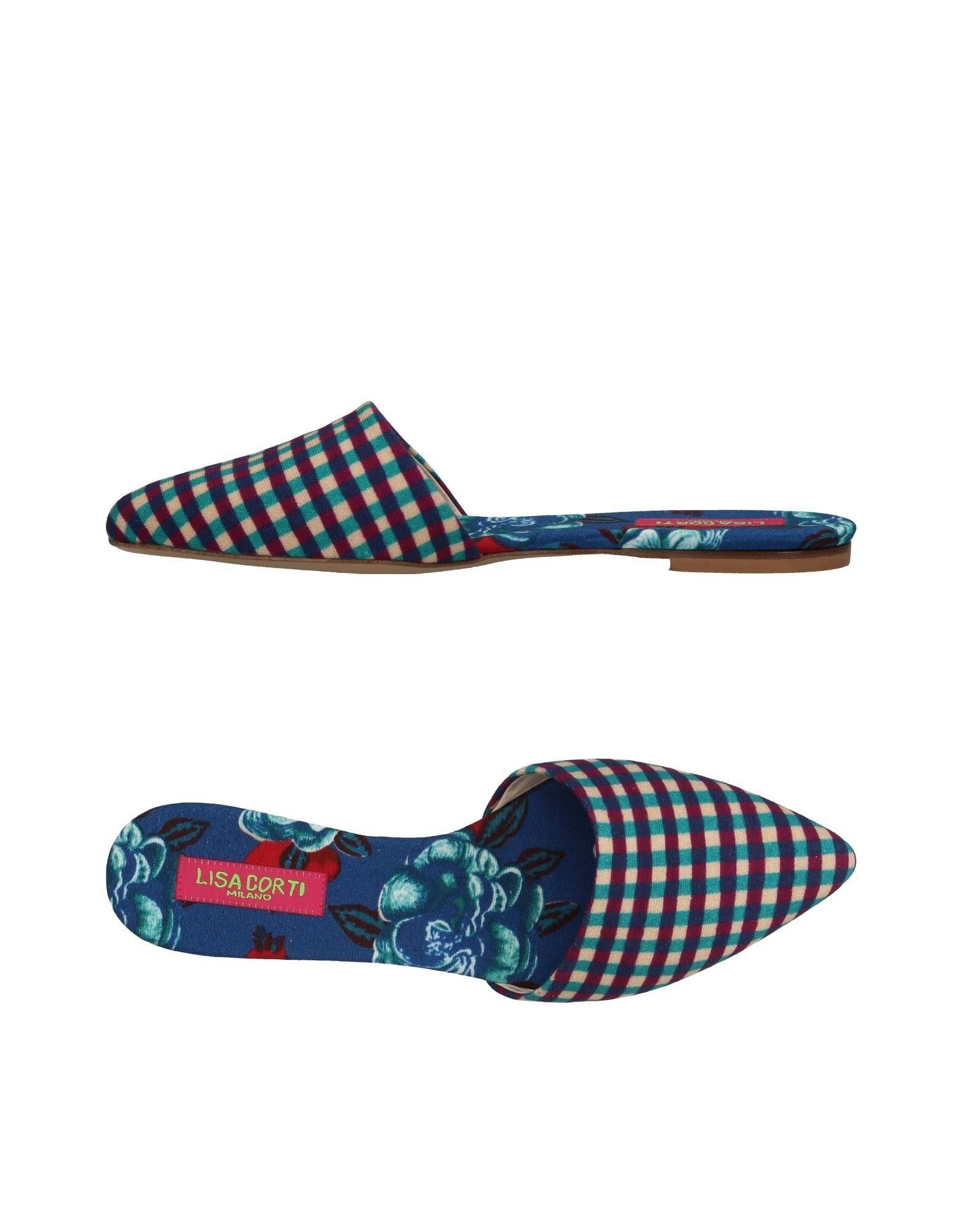 Stilvolle billige Pantoletten Schuhe Lisa Corti Pantoletten billige Damen  11381752RX 868f00