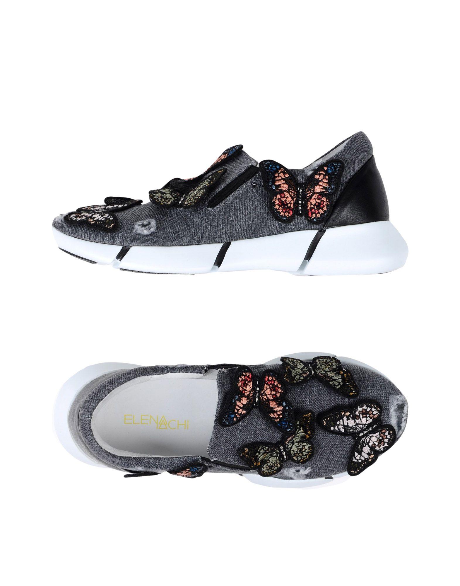 Stilvolle billige Schuhe Elena Iachi Sneakers Damen  11381813BQ