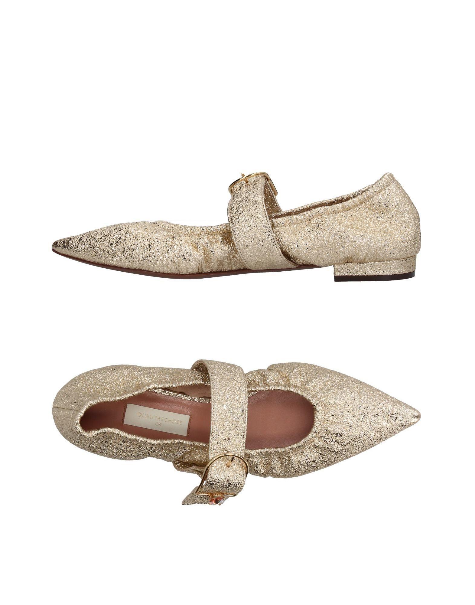 L' Autre Chose Ballerinas Damen  11381882GO Gute Qualität beliebte Schuhe