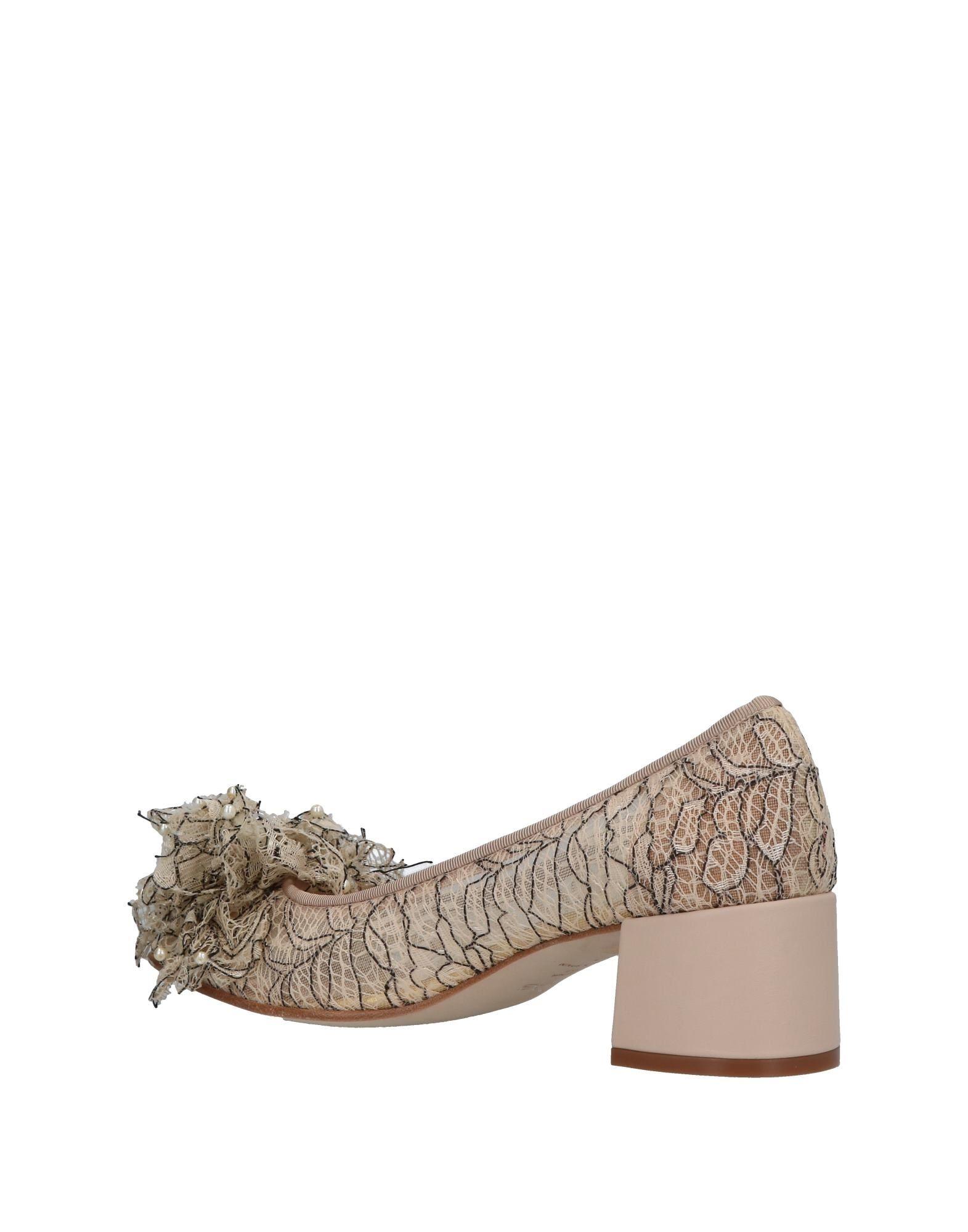 Stilvolle billige Schuhe Ras Pumps Damen  11381957XX