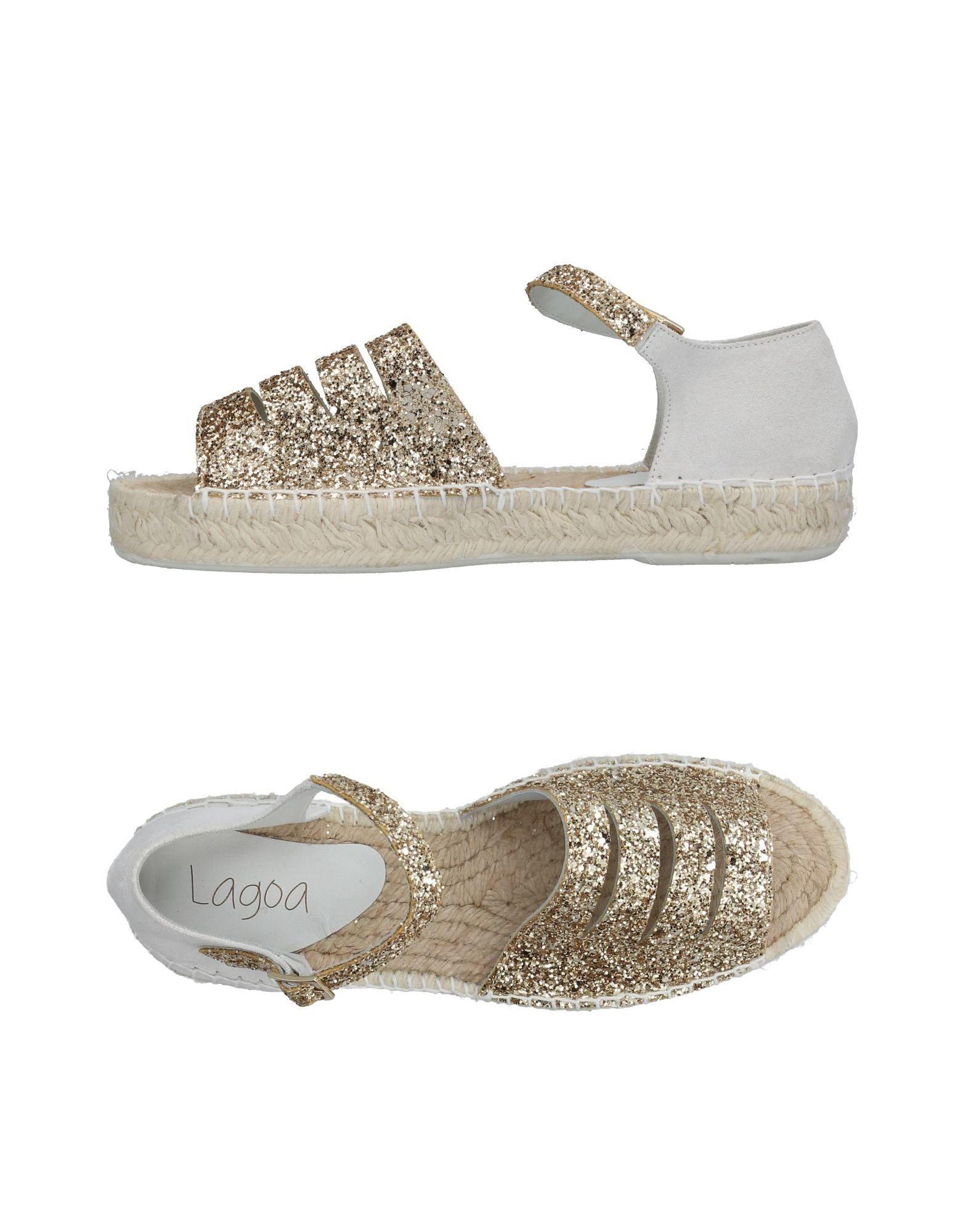 Gut um Espadrilles billige Schuhe zu tragenLagoa Espadrilles um Damen  11381997BW 52cc85