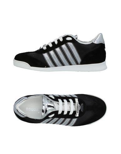 Zapatos de hombre y mujer de promoción por tiempo limitado Zapatillas Dsquared2 Mujer - Zapatillas Dsquared2 - 11382048NX Negro