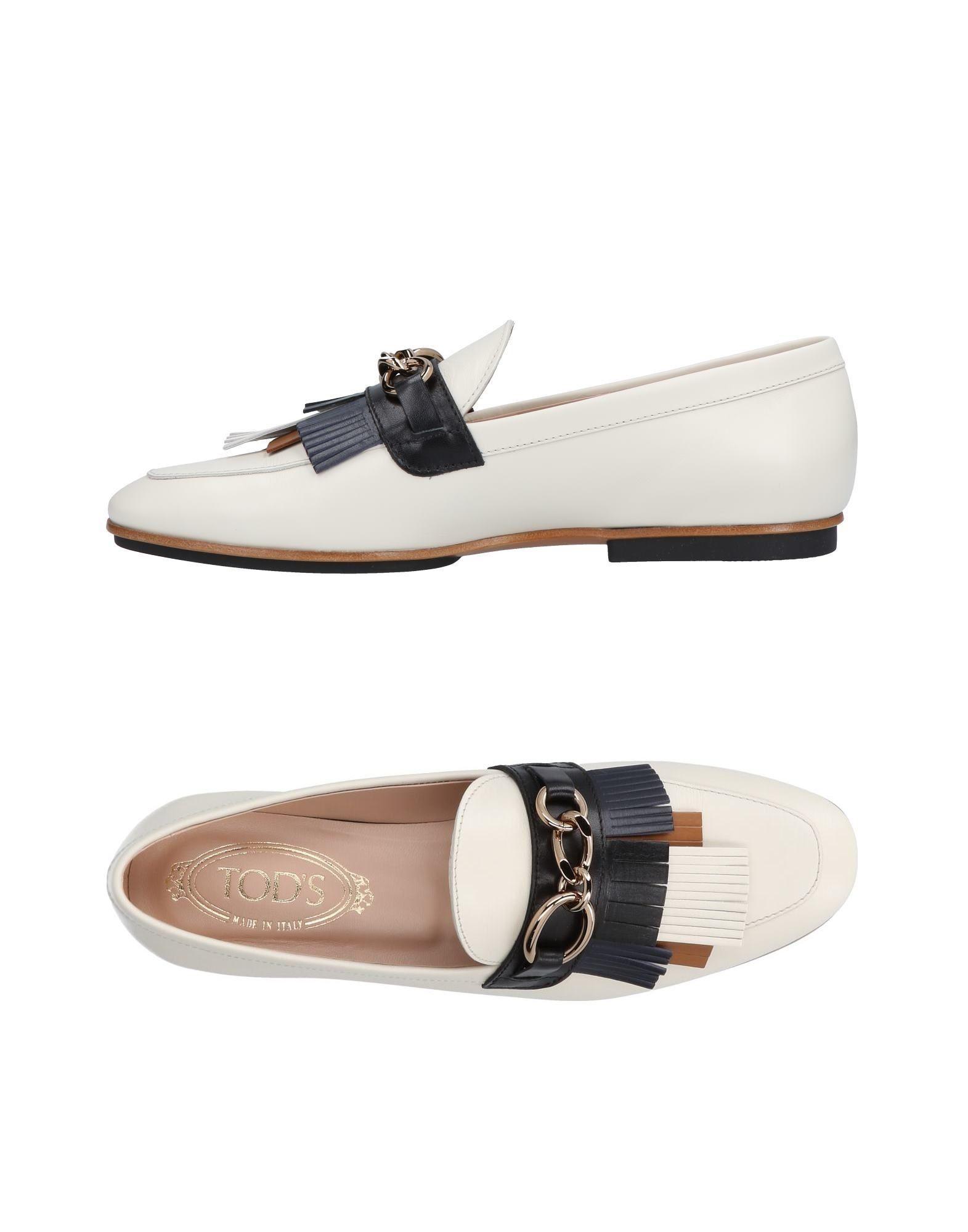 Haltbare Mode billige Schuhe Tod's Mokassins Damen  11382146UU Heiße Schuhe