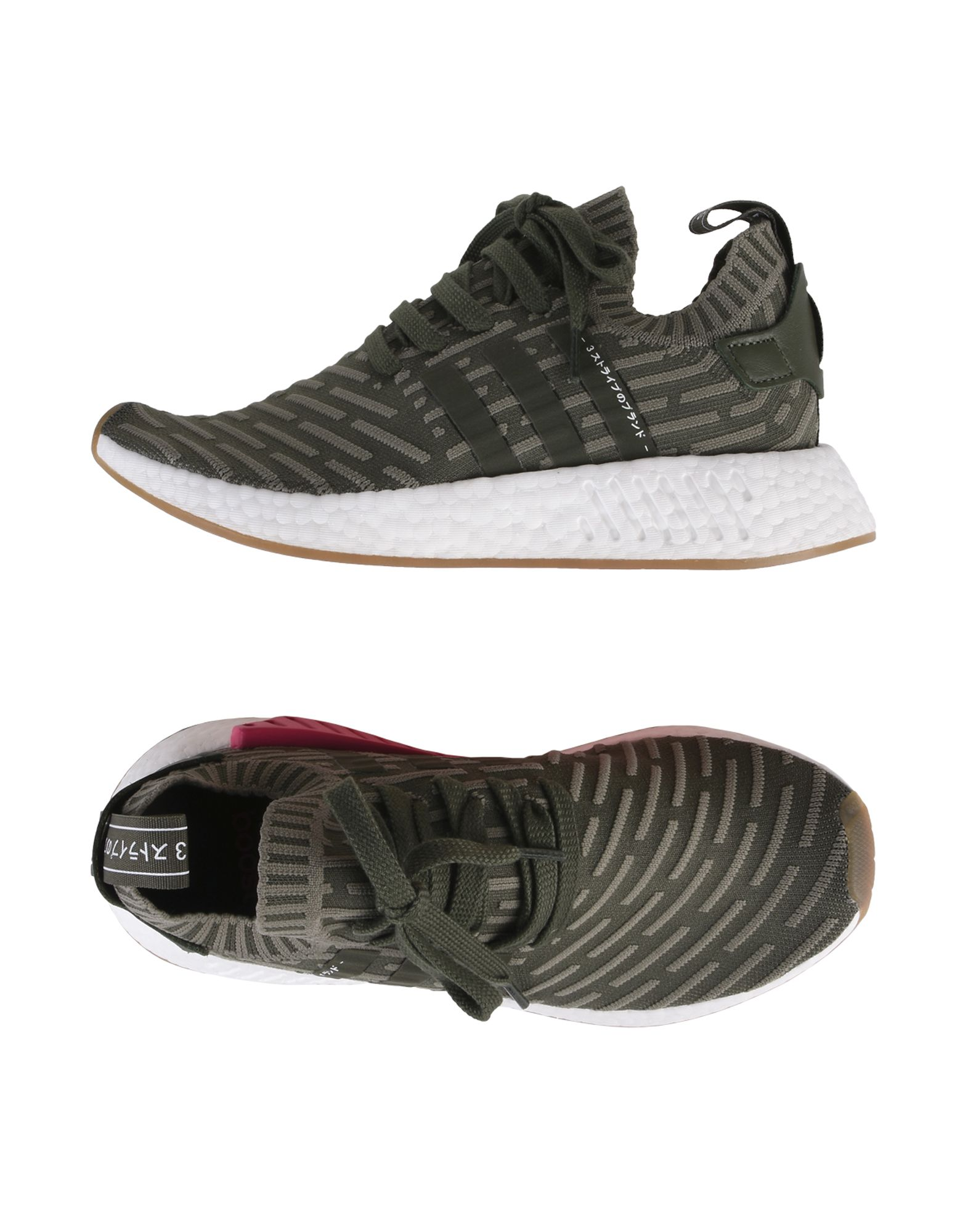 Sneakers Adidas Originals Nmd_R2 Pk W - Donna - 11382353NS