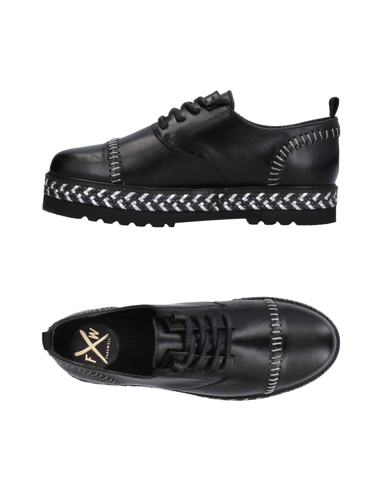 Farewell  Footwear Schnürschuhe Damen  11382380OU