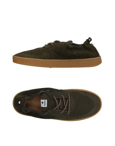 VOLTA Sneakers in Military Green