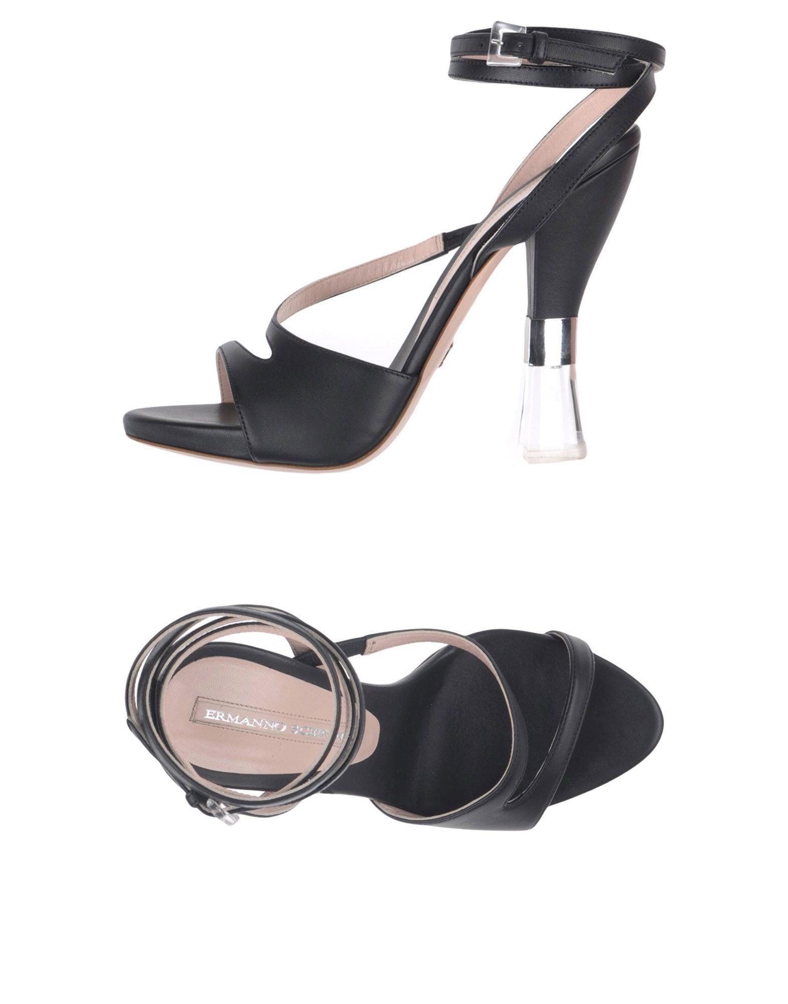 Ermanno 11382468BPGut Scervino Sandalen Damen  11382468BPGut Ermanno aussehende strapazierfähige Schuhe 6556bf