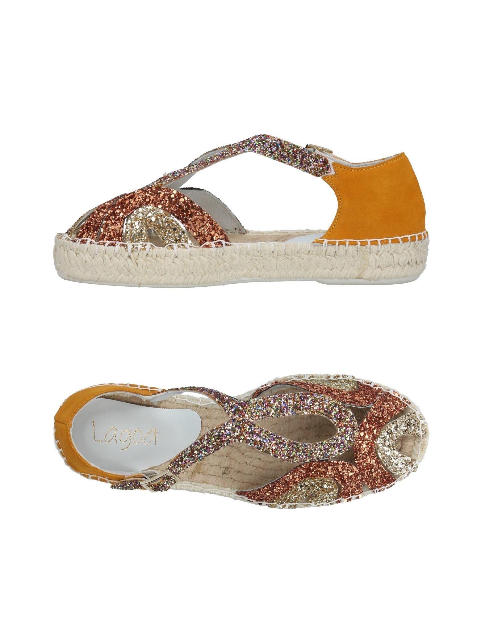 Günstige und modische Schuhe Lagoa Espadrilles Damen  11382501KR