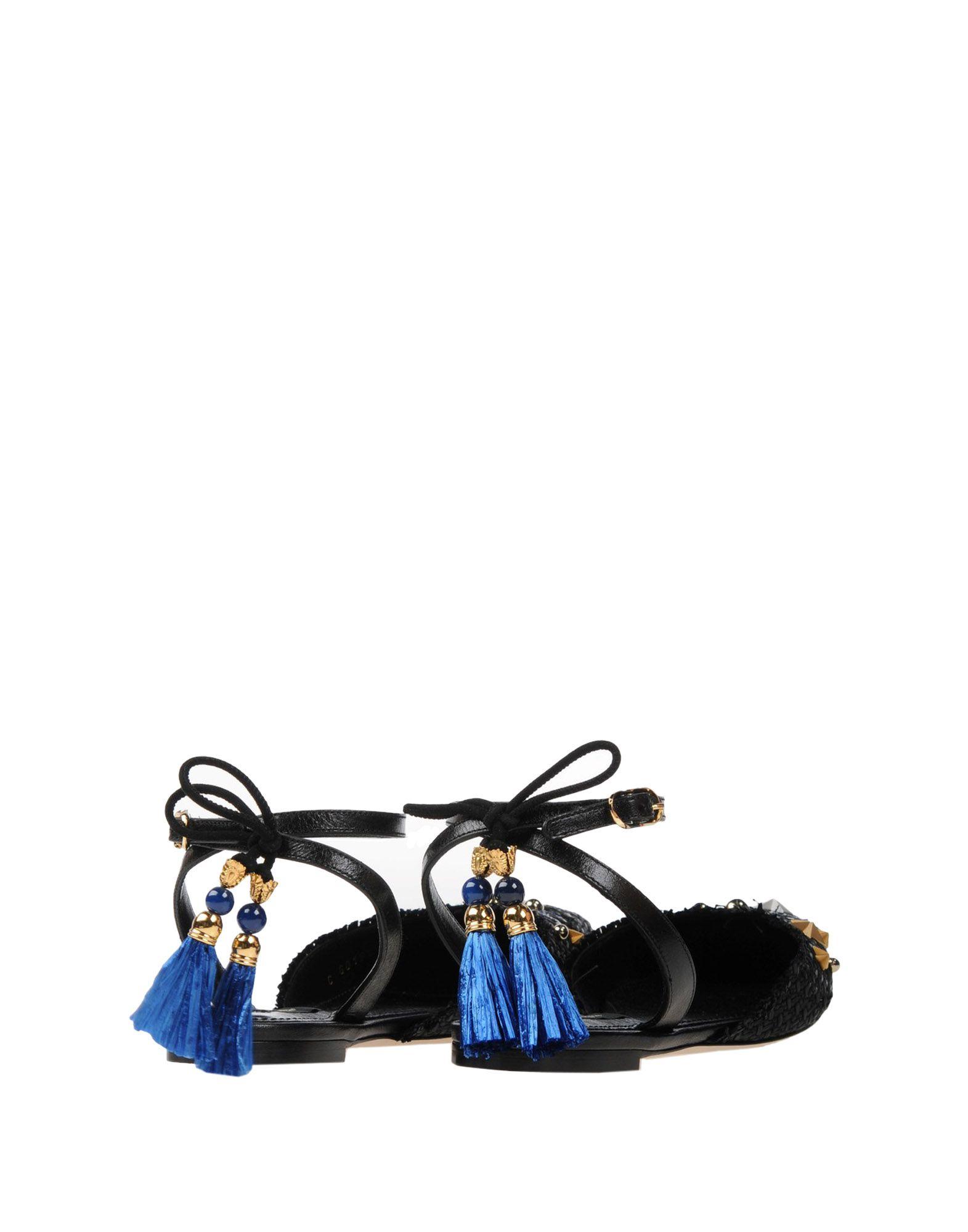 Dolce & Gabbana Sandalen aussehende Damen  11382576OXGünstige gut aussehende Sandalen Schuhe f1011d