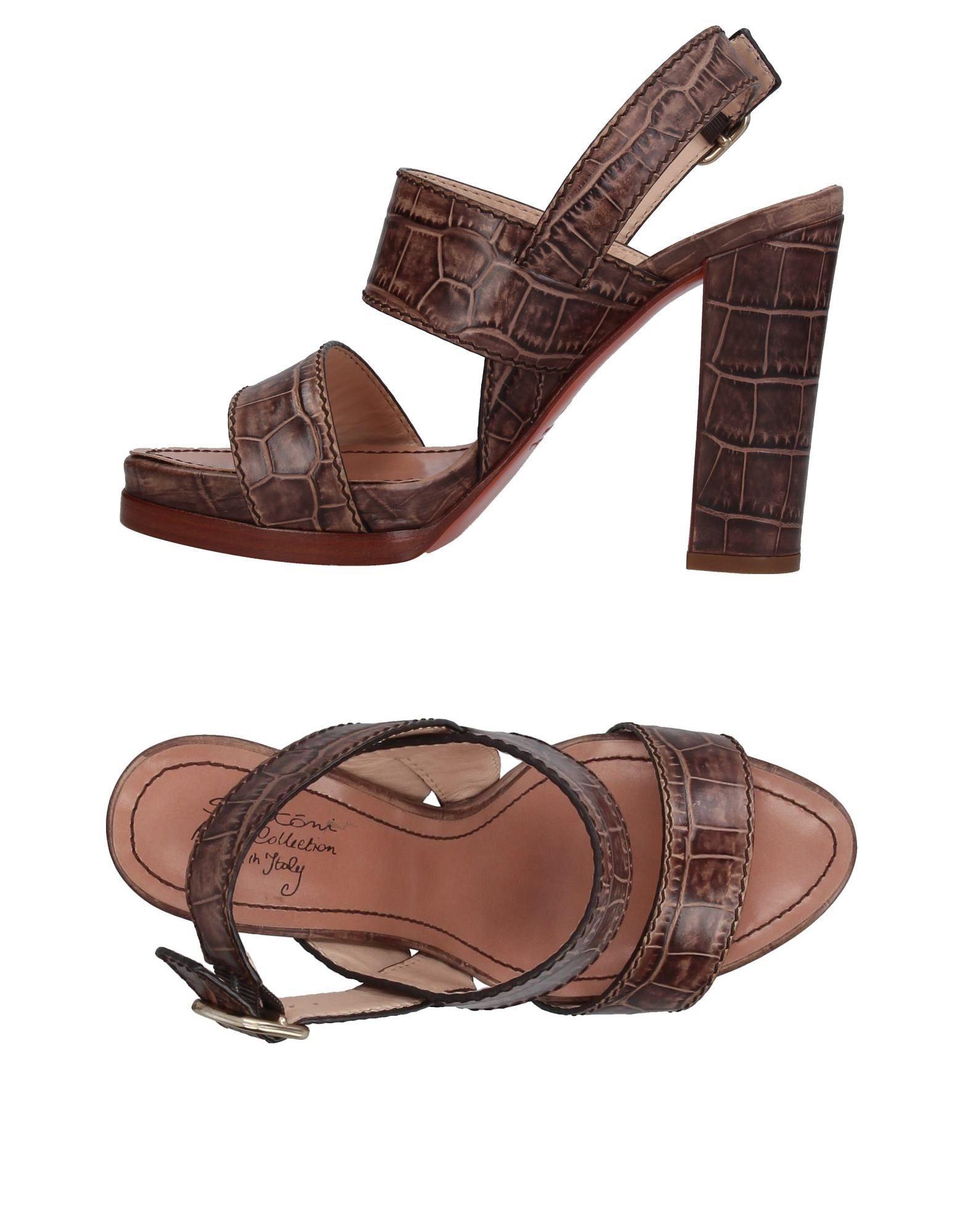Moda Sandali Santoni Donna - - Donna 11382603HP de3977