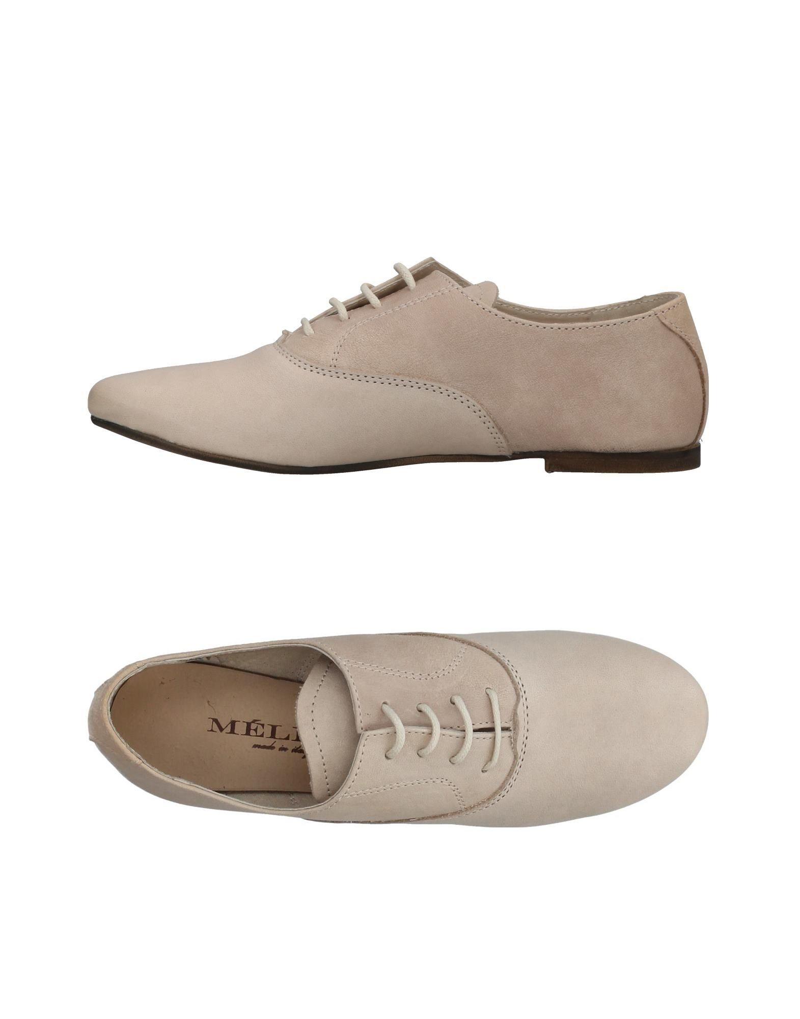 Chaussures À Lacets Méliné Femme - Chaussures À Lacets Méliné sur