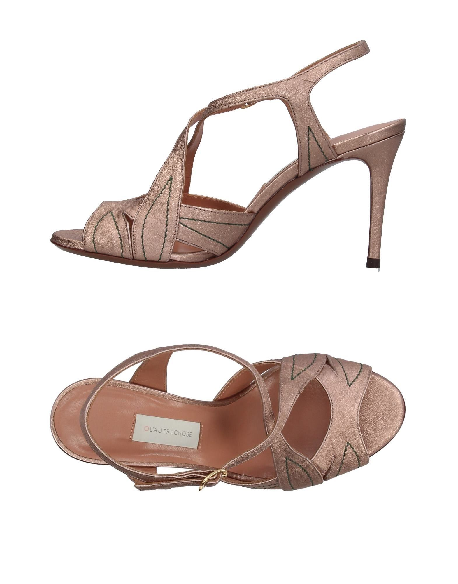 L' Autre Chose Sandalen Damen  11382644HUGut aussehende strapazierfähige Schuhe