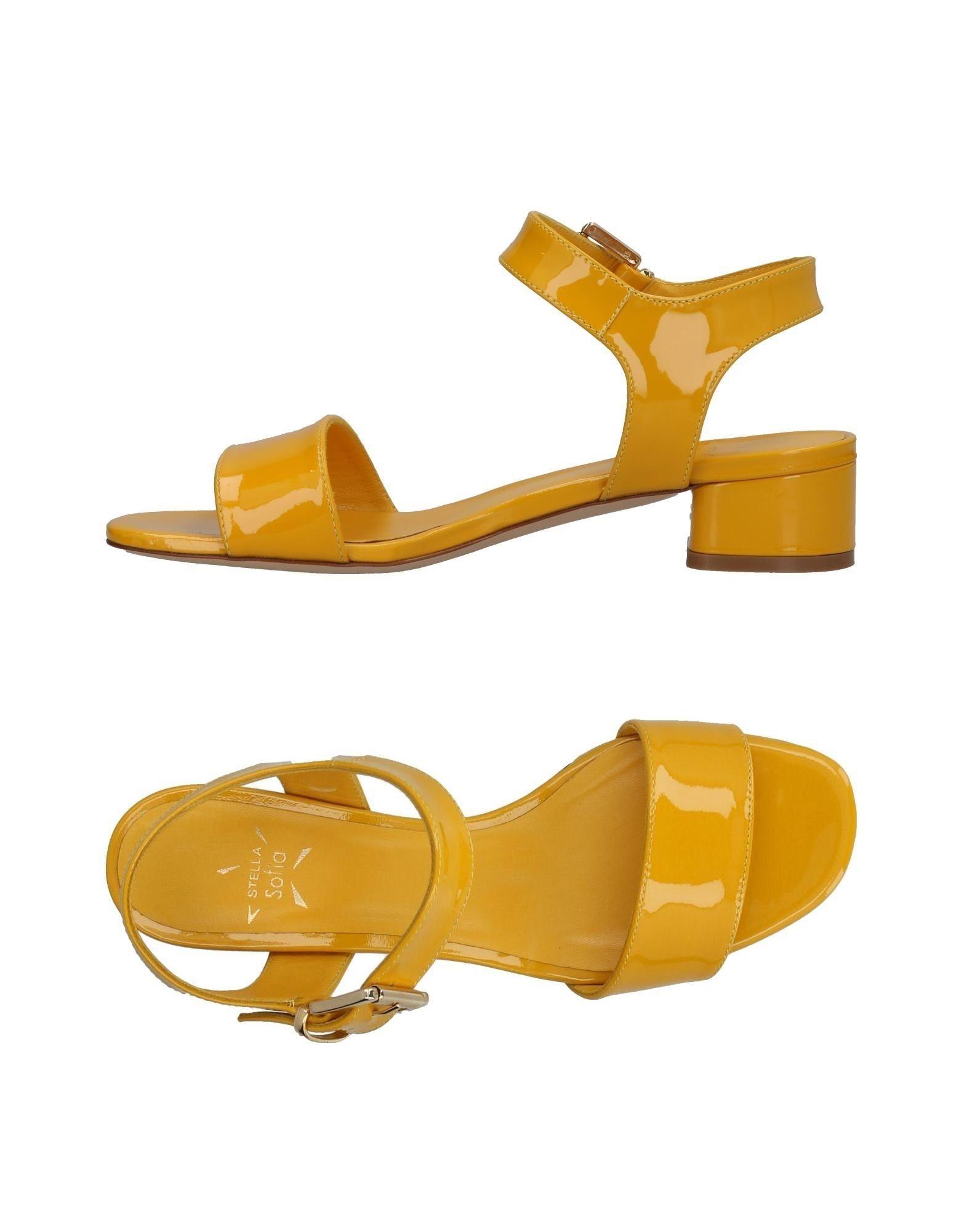 Stilvolle billige Schuhe Stella Sofia Sandalen Damen  11382790HF