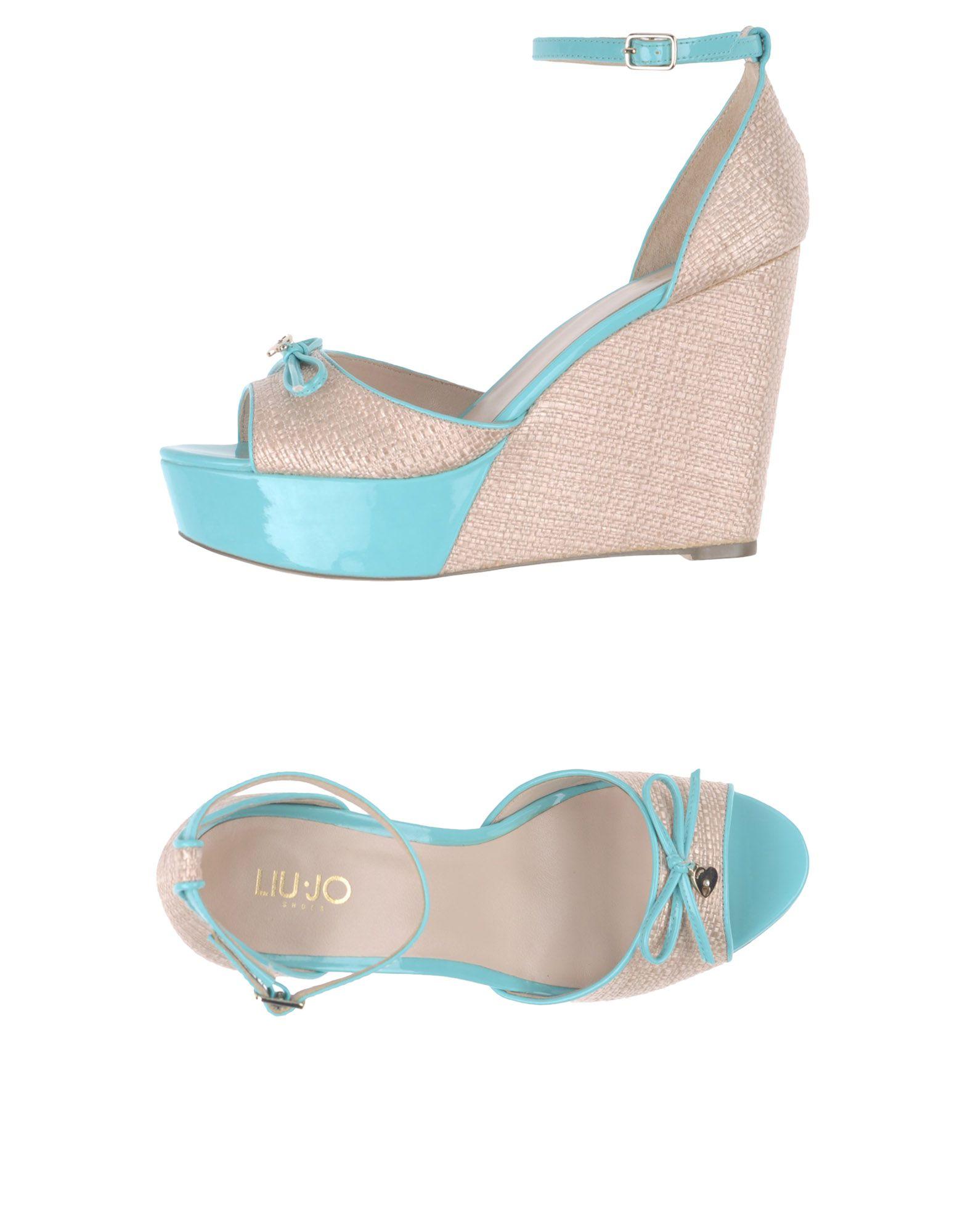 Liu  •Jo Shoes Sandalen Damen  Liu 11382847KH Gute Qualität beliebte Schuhe 0d10bc