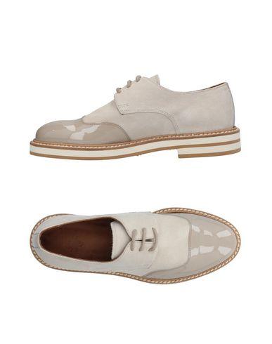 Zapato De Cordones Elevty Mujer - Zapatos De 11382885UI Cordones Elevty - 11382885UI De Gris perla 07fc04