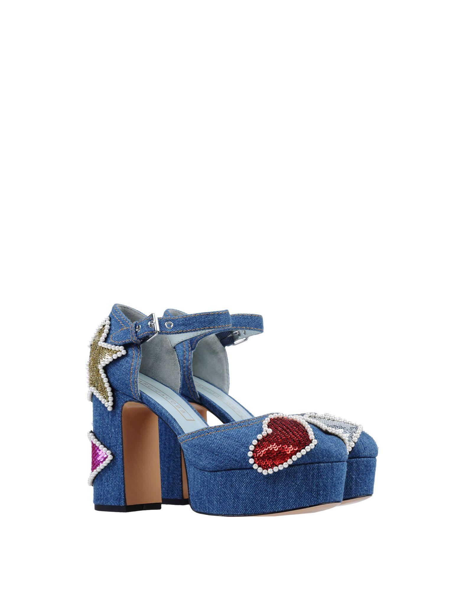 Marc Jacobs strapazierfähige Pumps Damen  11382904SHGut aussehende strapazierfähige Jacobs Schuhe 9e3416