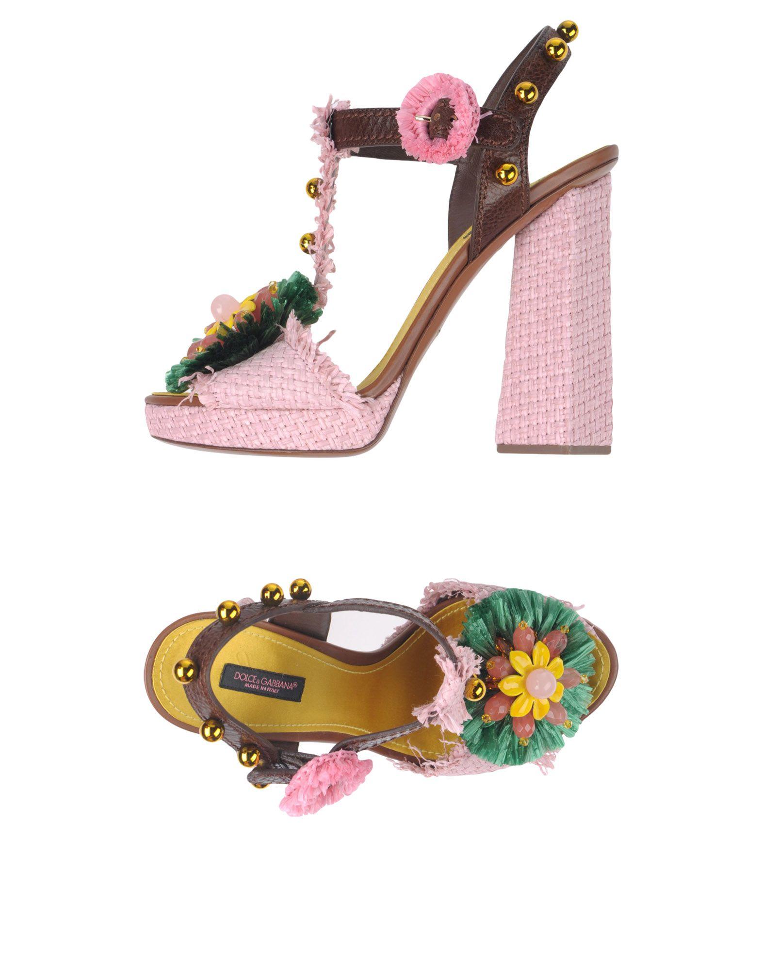 Sandali Dolce & Gabbana Donna - 11382915LM