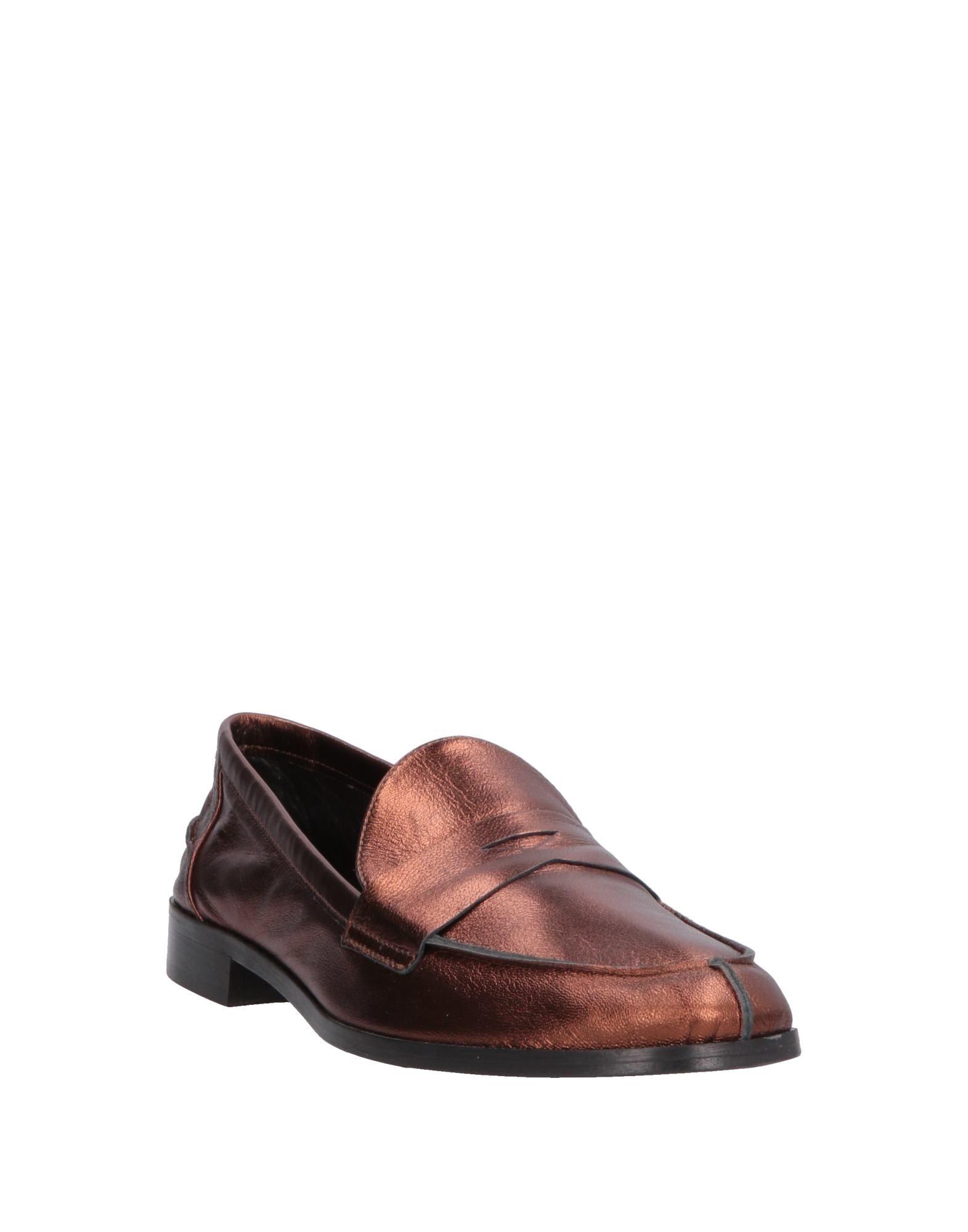 Stilvolle Mokassins billige Schuhe Avec Modération Mokassins Stilvolle Damen  11382999KX 239b4a