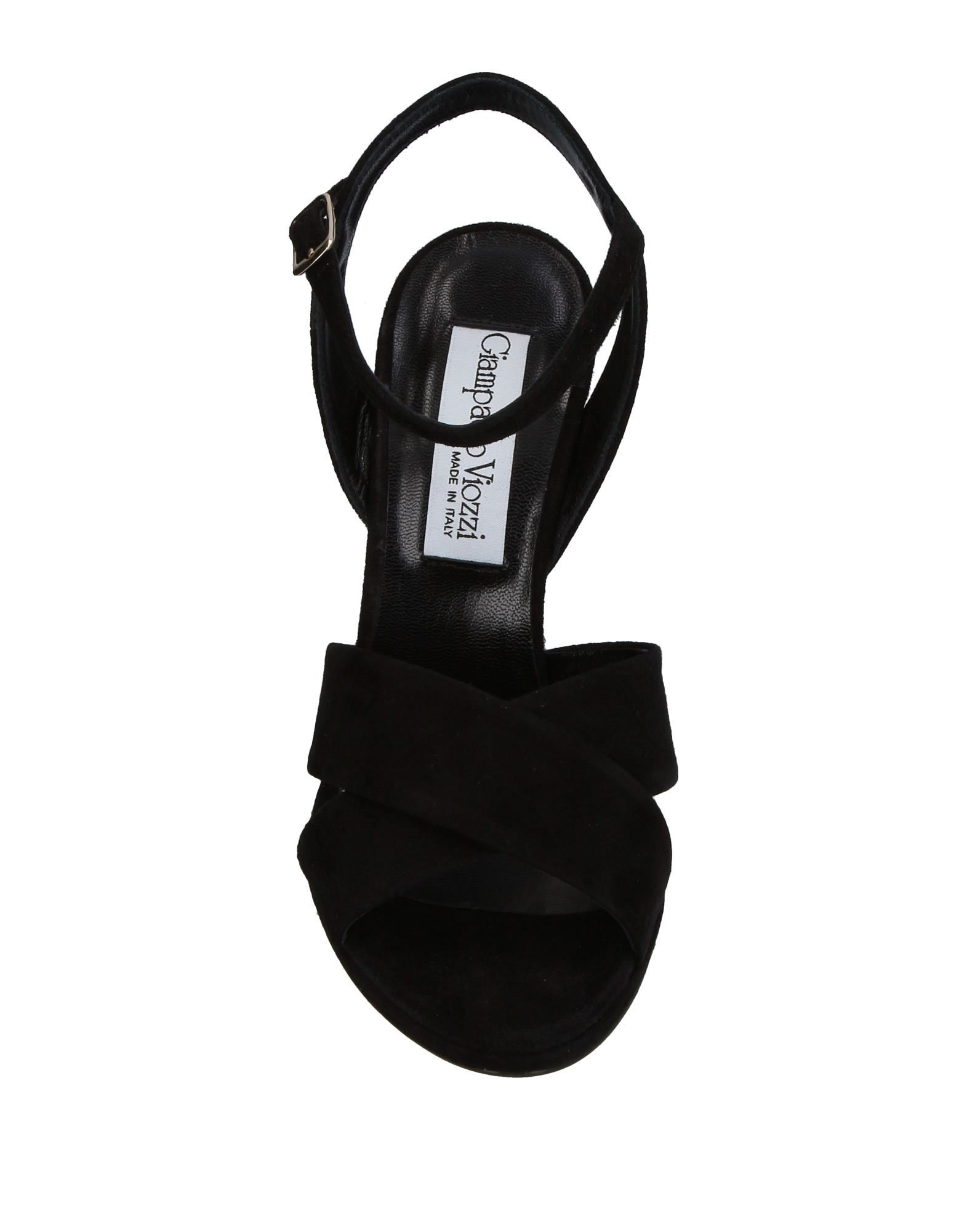 Giampaolo Giampaolo Giampaolo Viozzi Sandalen Damen  11383148XJ Gute Qualität beliebte Schuhe 3c5f21