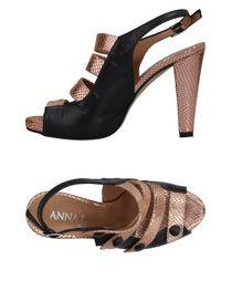 Footwear - Sandals Anna B. Chaussures - Sandales Anna B. Dal 1943 Dal 1943 PCrSux