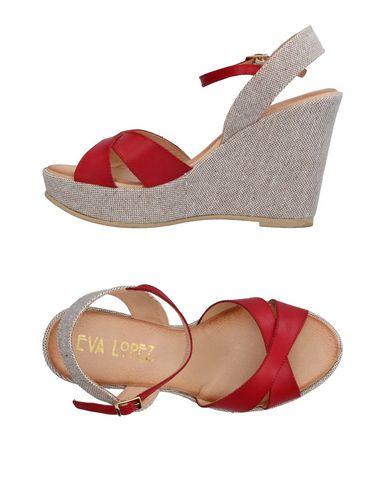 Los zapatos más populares para hombres Lọpez y mujeres Sandalia Eva Lọpez hombres Mujer - Sandalias Eva Lọpez - 11383278GL Rojo 5deea5
