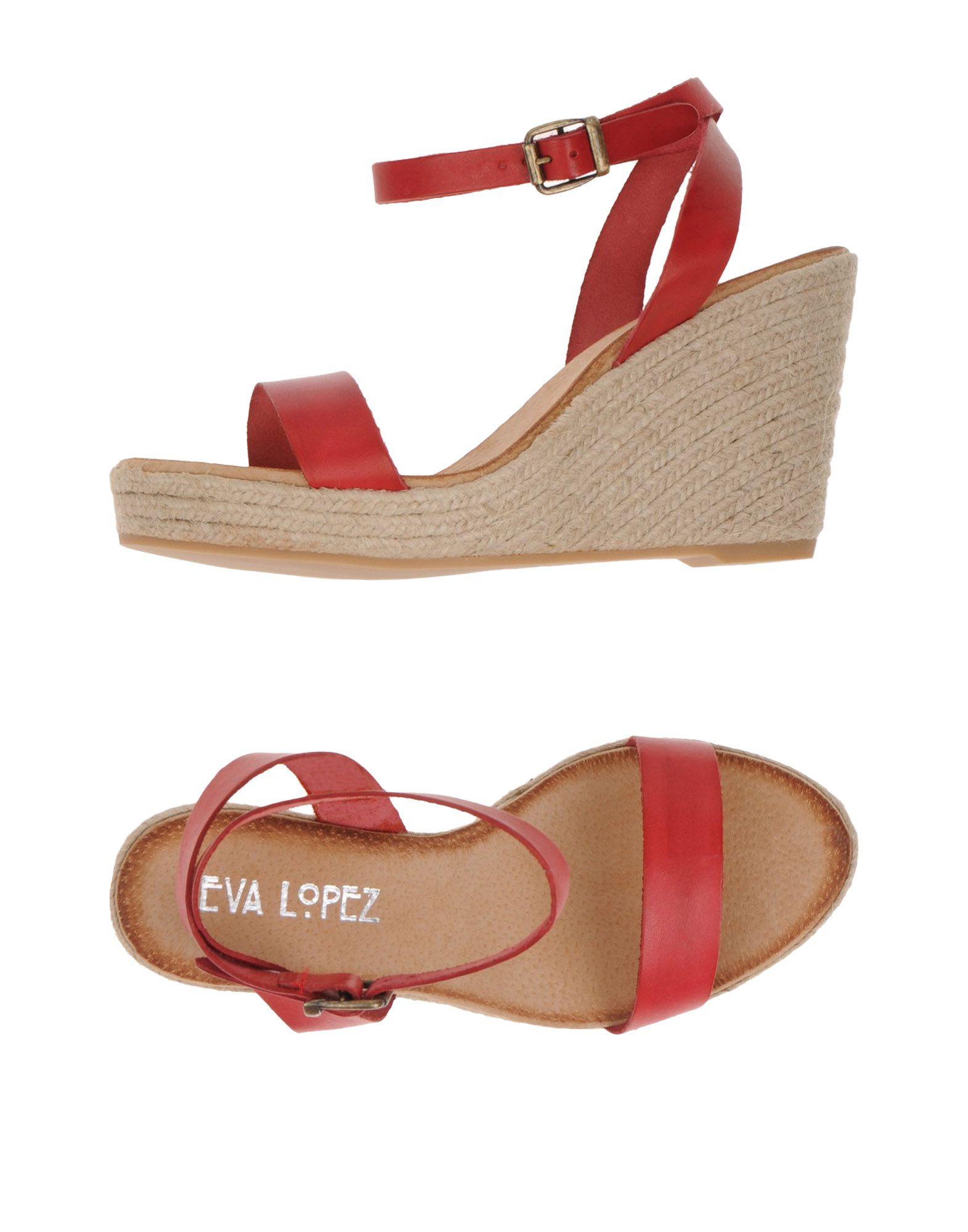 Eva Lọpez Sandalen Damen  11383281SW Gute Qualität beliebte Schuhe