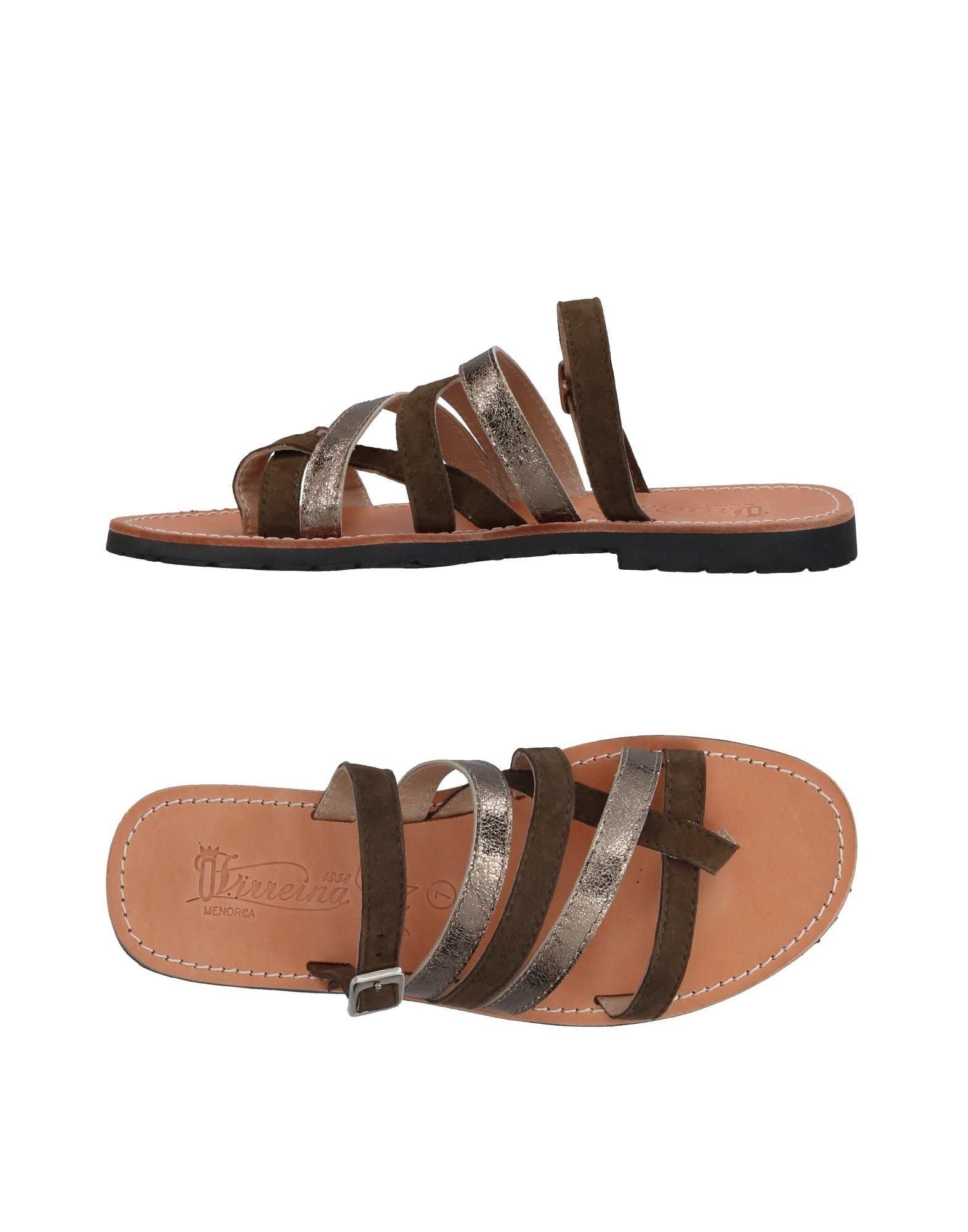 Haltbare Mode billige Schuhe Virreina Dianetten Damen  11383325WQ Heiße Schuhe