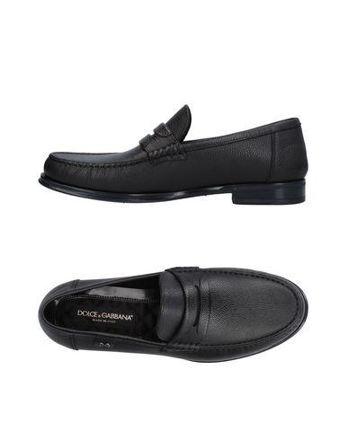 Zapatos con descuento Mocasín Dolce & Gabbana Hombre - Mocasines Dolce & Gabbana - 11383681NX Negro