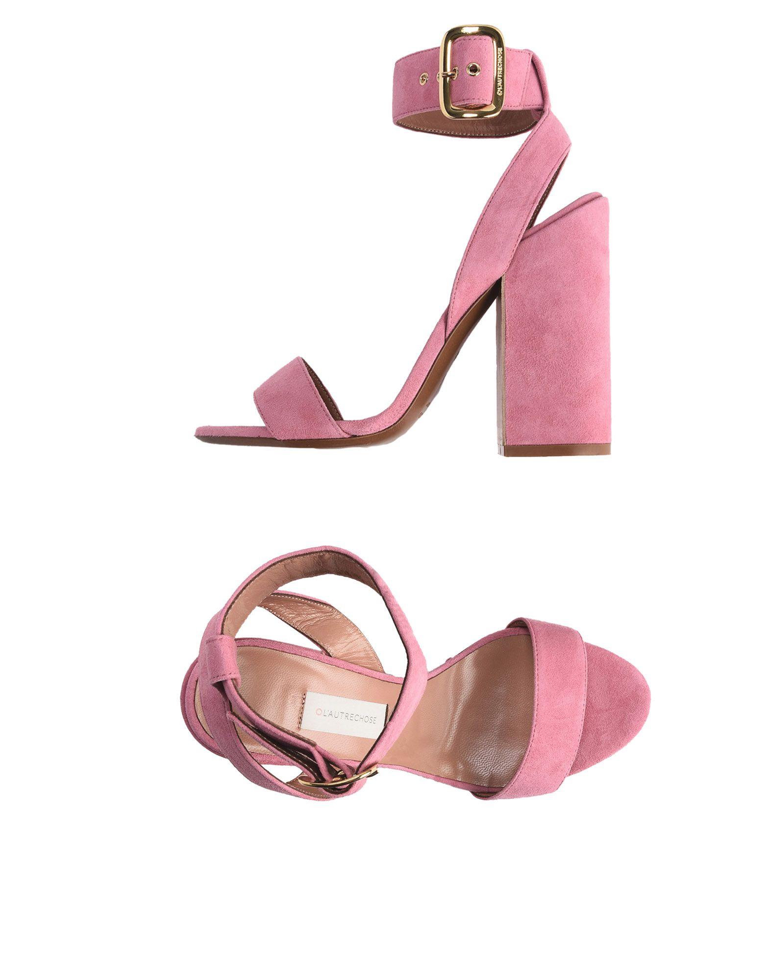 L' Autre Chose Sandalen Damen Schuhe  11383788WN Neue Schuhe Damen e92aa8