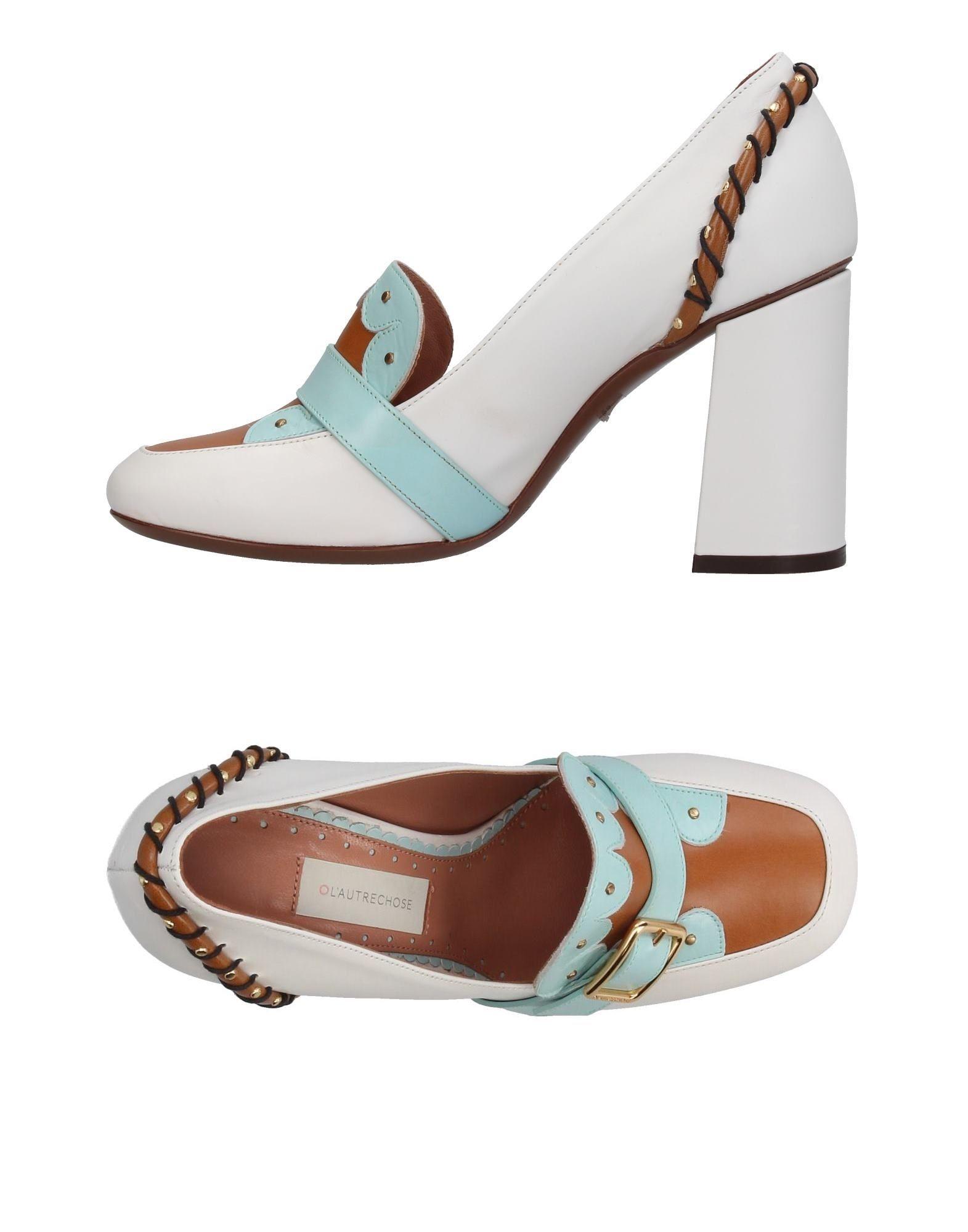 L' Autre Chose Mokassins Neue Damen  11383793AA Neue Mokassins Schuhe 103130