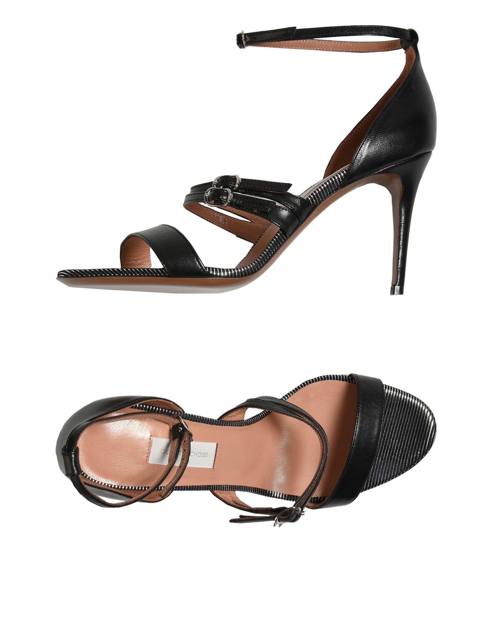 L' Autre Chose Sandalen Damen  Schuhe 11383805BW Neue Schuhe  8dff30