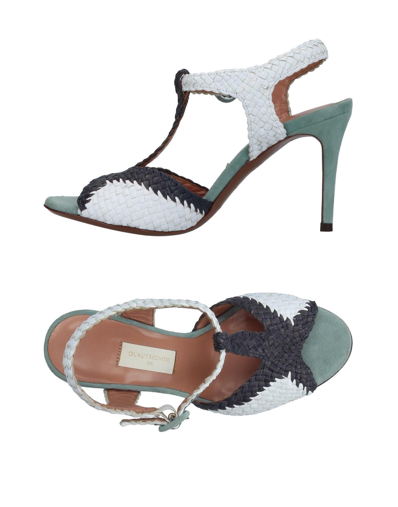 L' Autre Chose Sandalen Damen  11383809NHGut aussehende strapazierfähige Schuhe