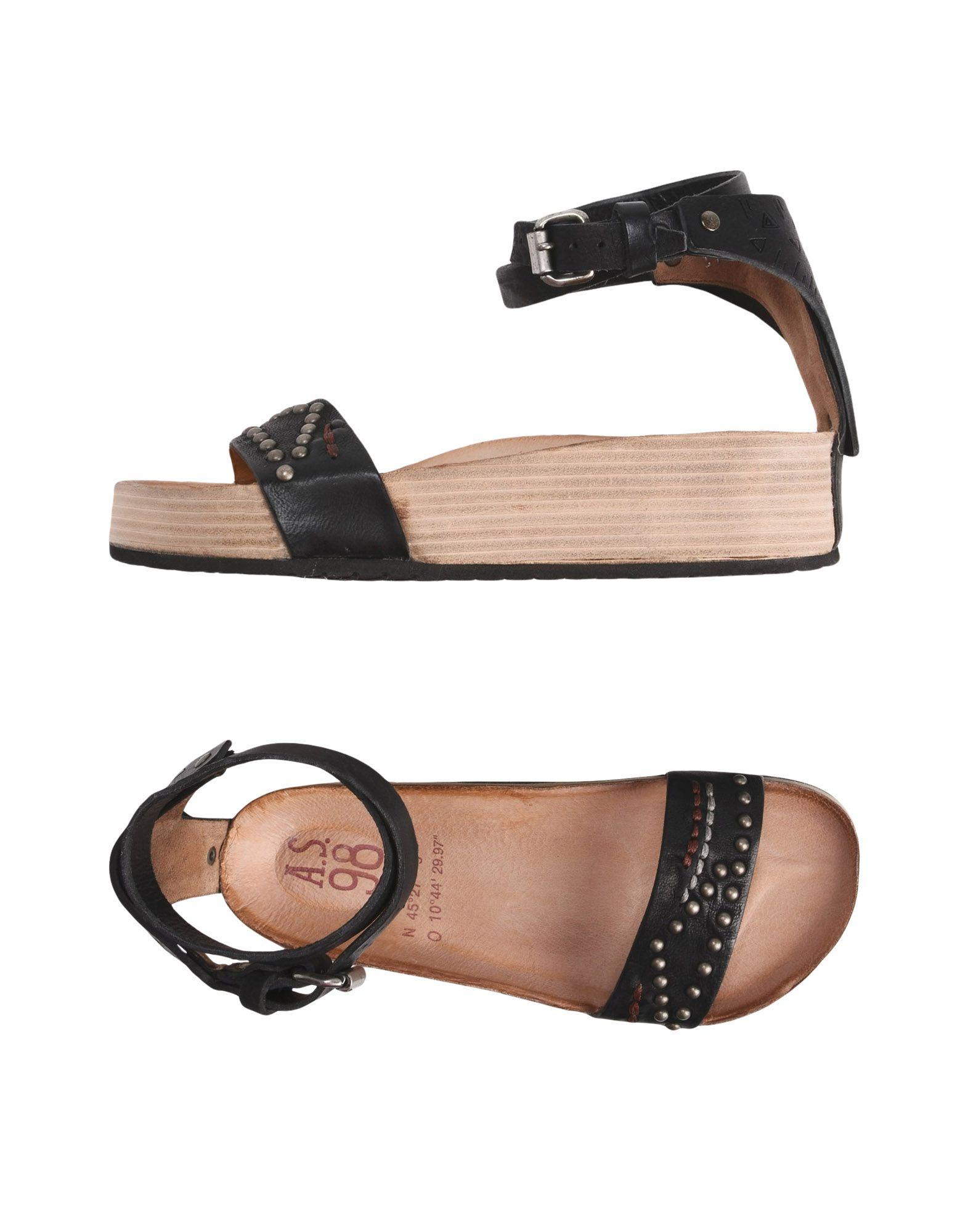 A.S. 98 Sandalen Damen  11383859MU Gute Qualität beliebte Schuhe
