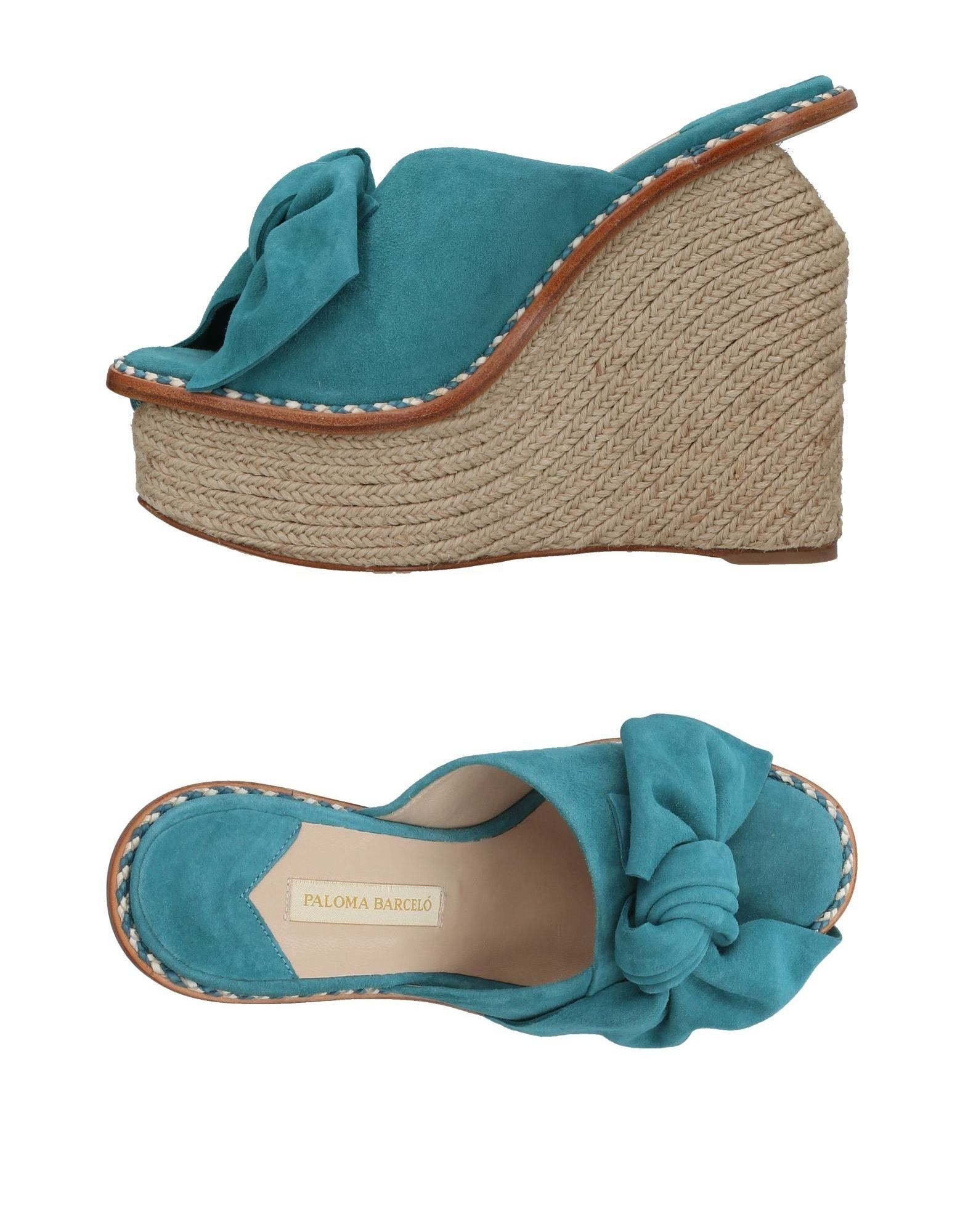 Paloma Barceló Sandalen Damen  11383875REGut aussehende strapazierfähige Schuhe
