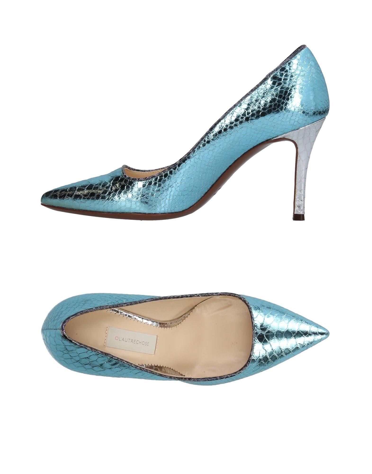 L' Autre Chose Pumps Damen  11383920TO Gute Qualität beliebte Schuhe