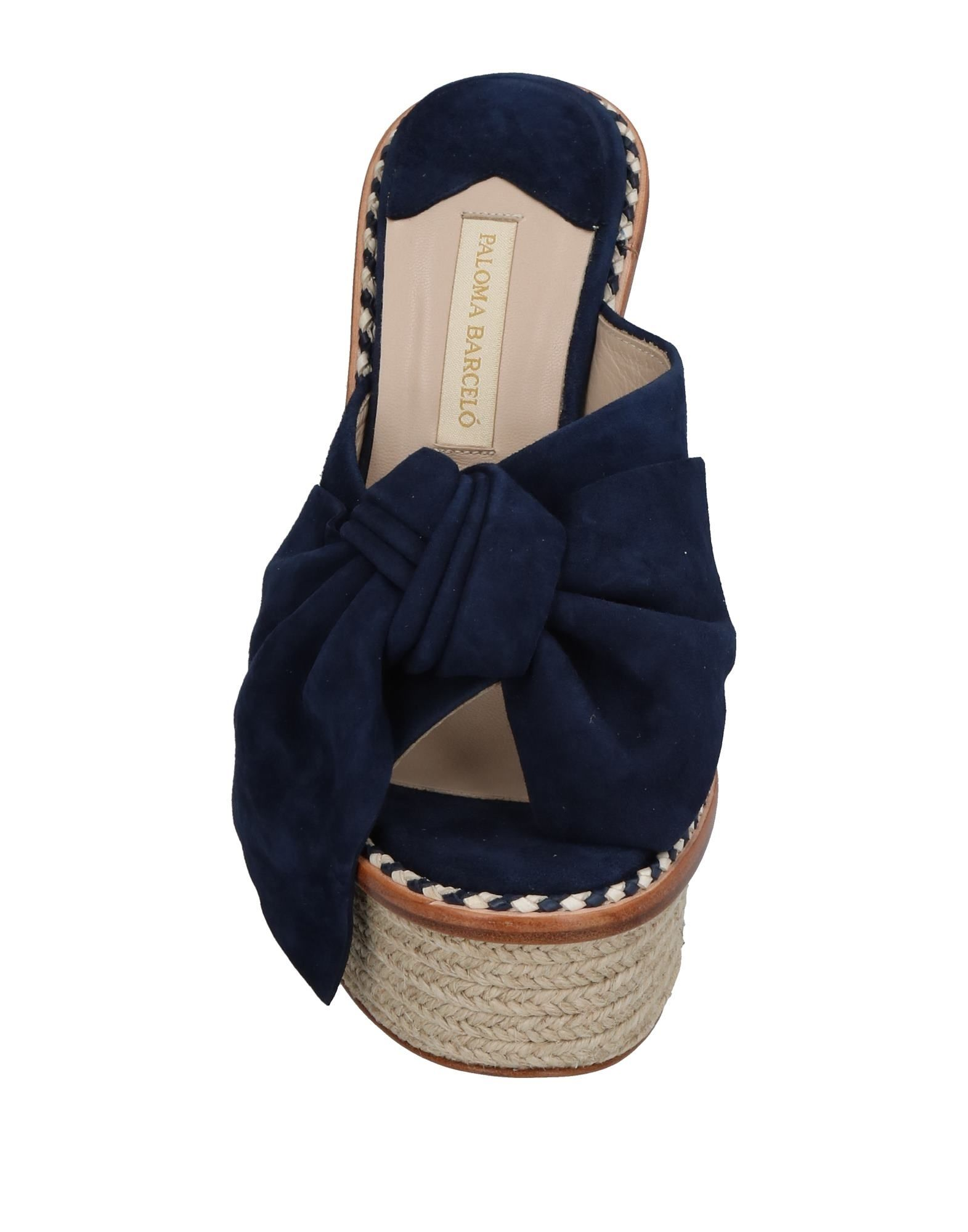 Stilvolle billige Schuhe Paloma Barceló Sandalen Damen  11383924PM