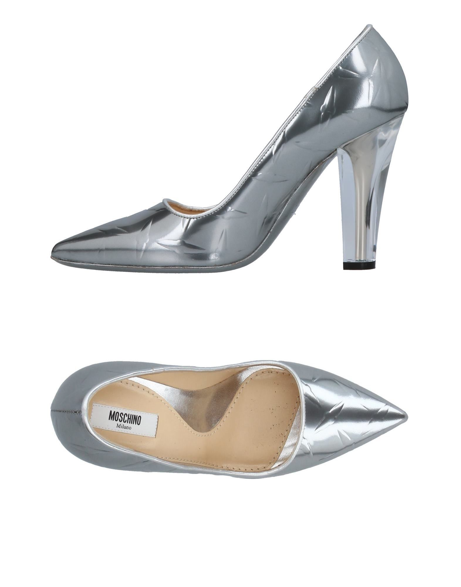 Haltbare Mode billige Schuhe Moschino Pumps Damen  11383933HR Heiße Schuhe