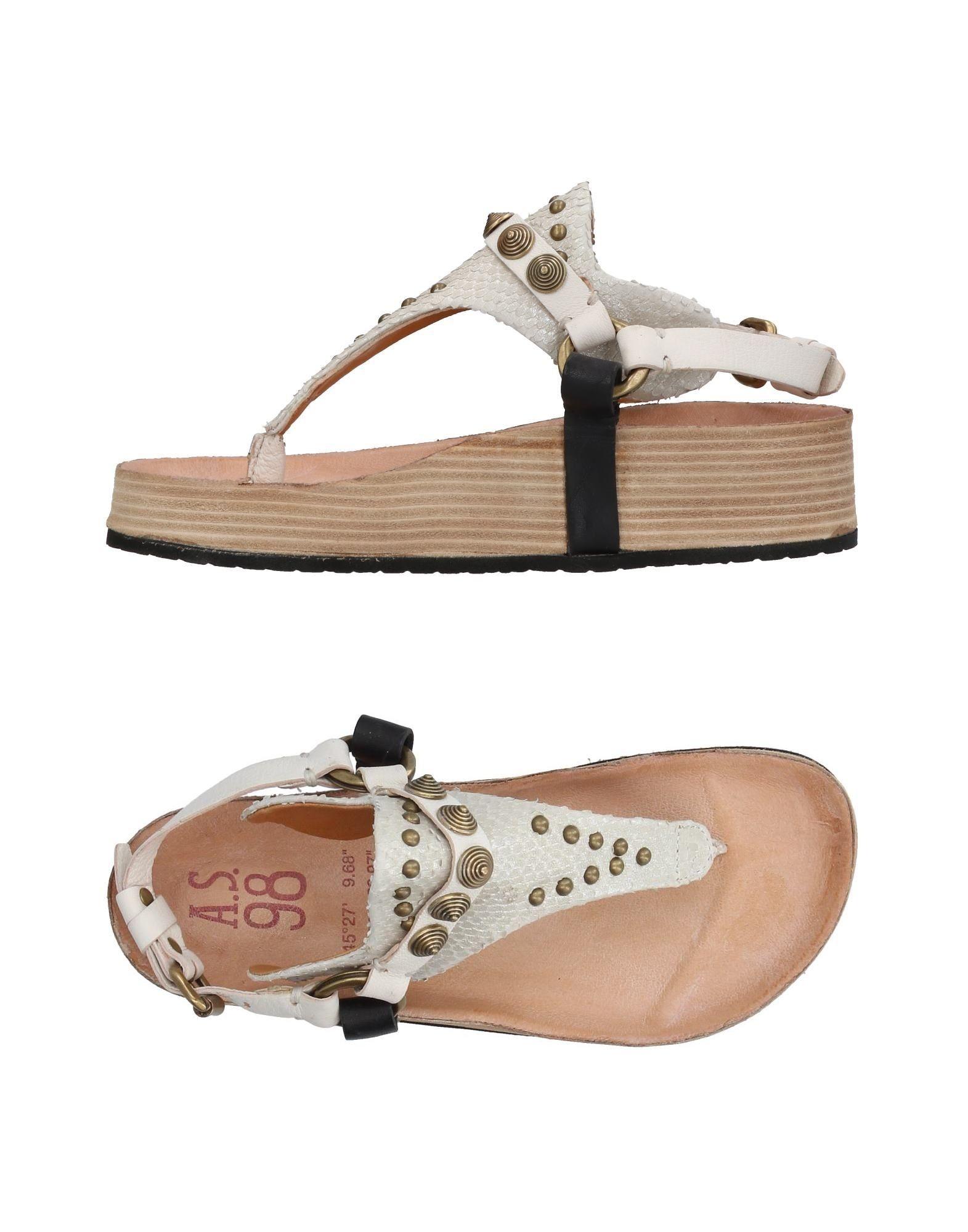 Gut um billige Schuhe zu tragenA.S. 98 Dianetten Damen  11383935VV