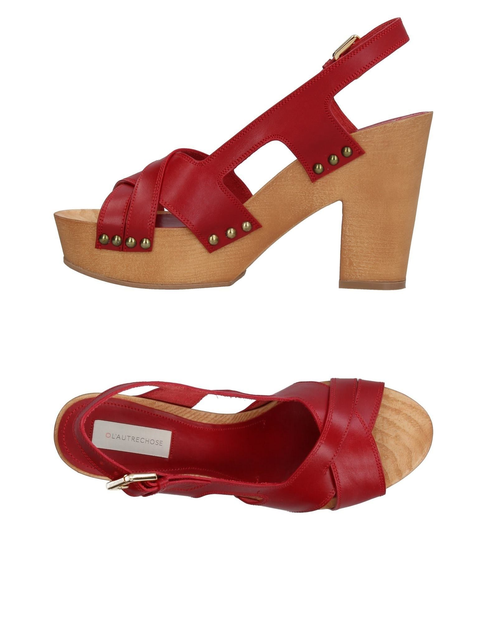 L' Autre Chose Sandalen Damen  11383984SD Gute Qualität beliebte Schuhe